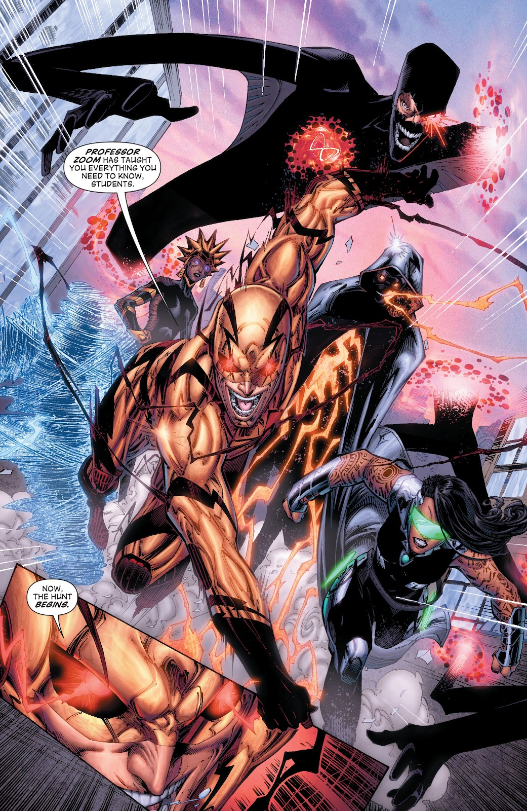 Read online The Flash (2011) comic -  Issue # _TPB 8 (Part 1) - 56