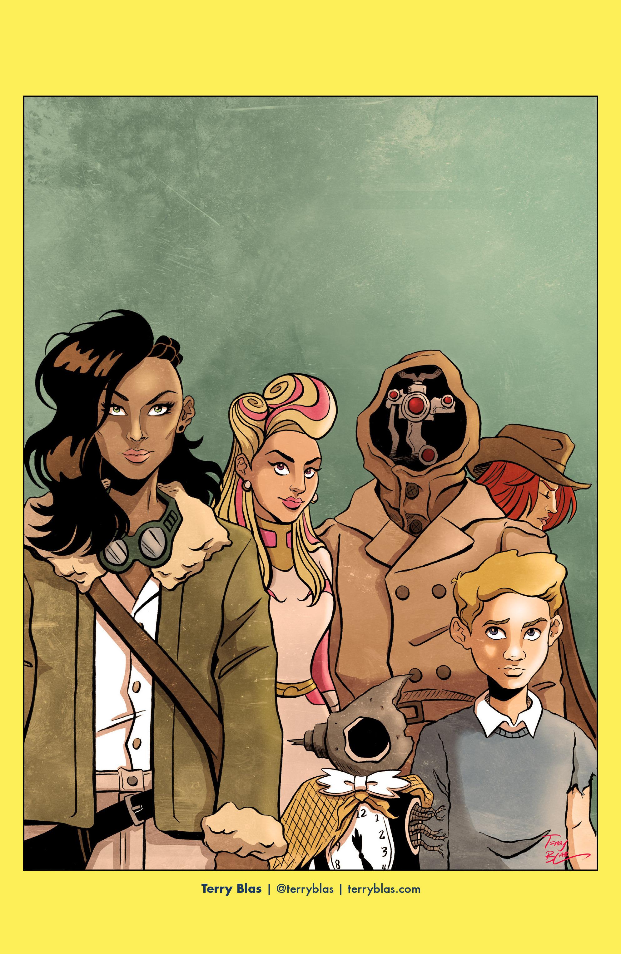 Read online Shutter comic -  Issue #21 - 29