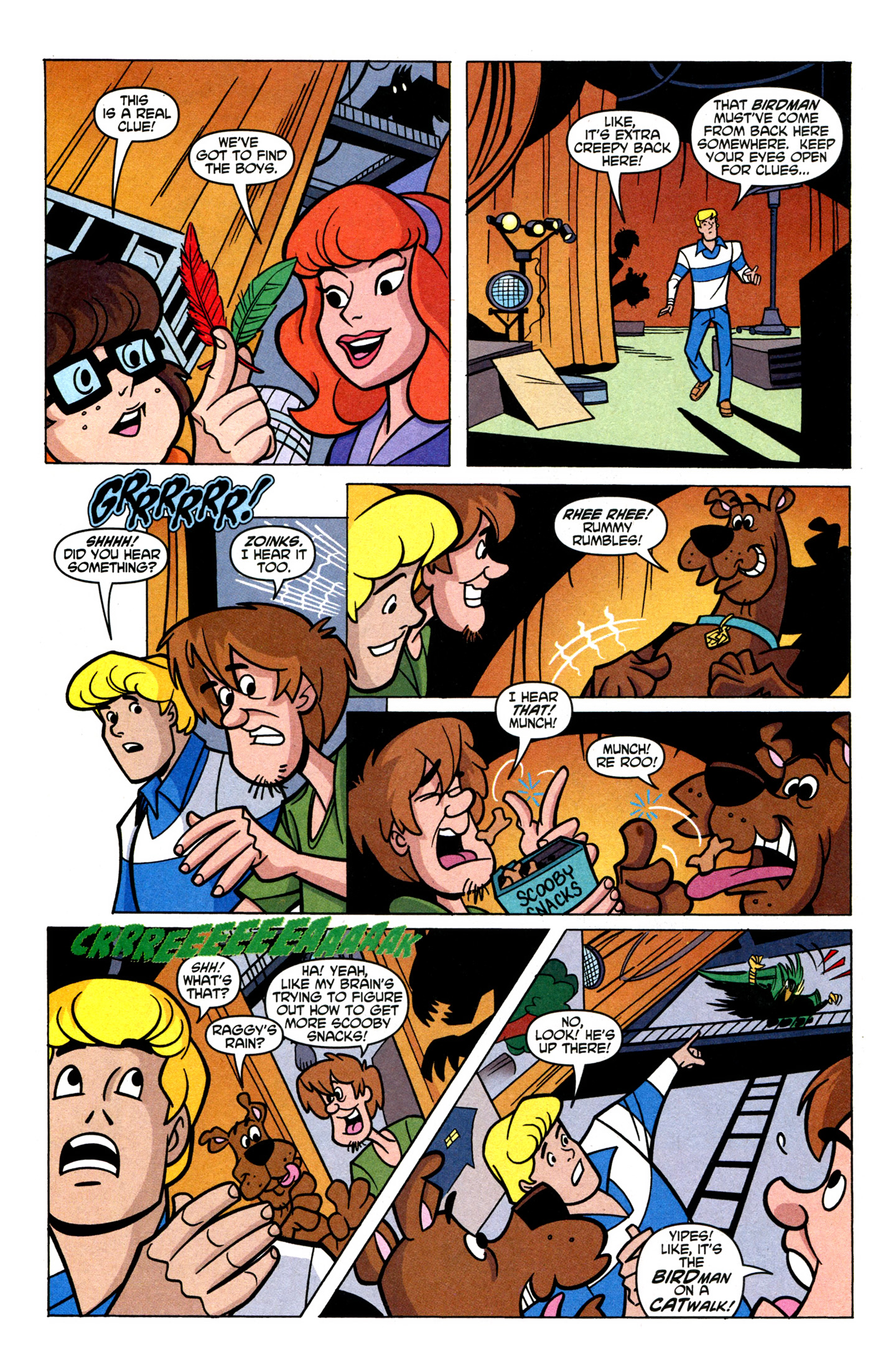 Read online Scooby-Doo (1997) comic -  Issue #107 - 24