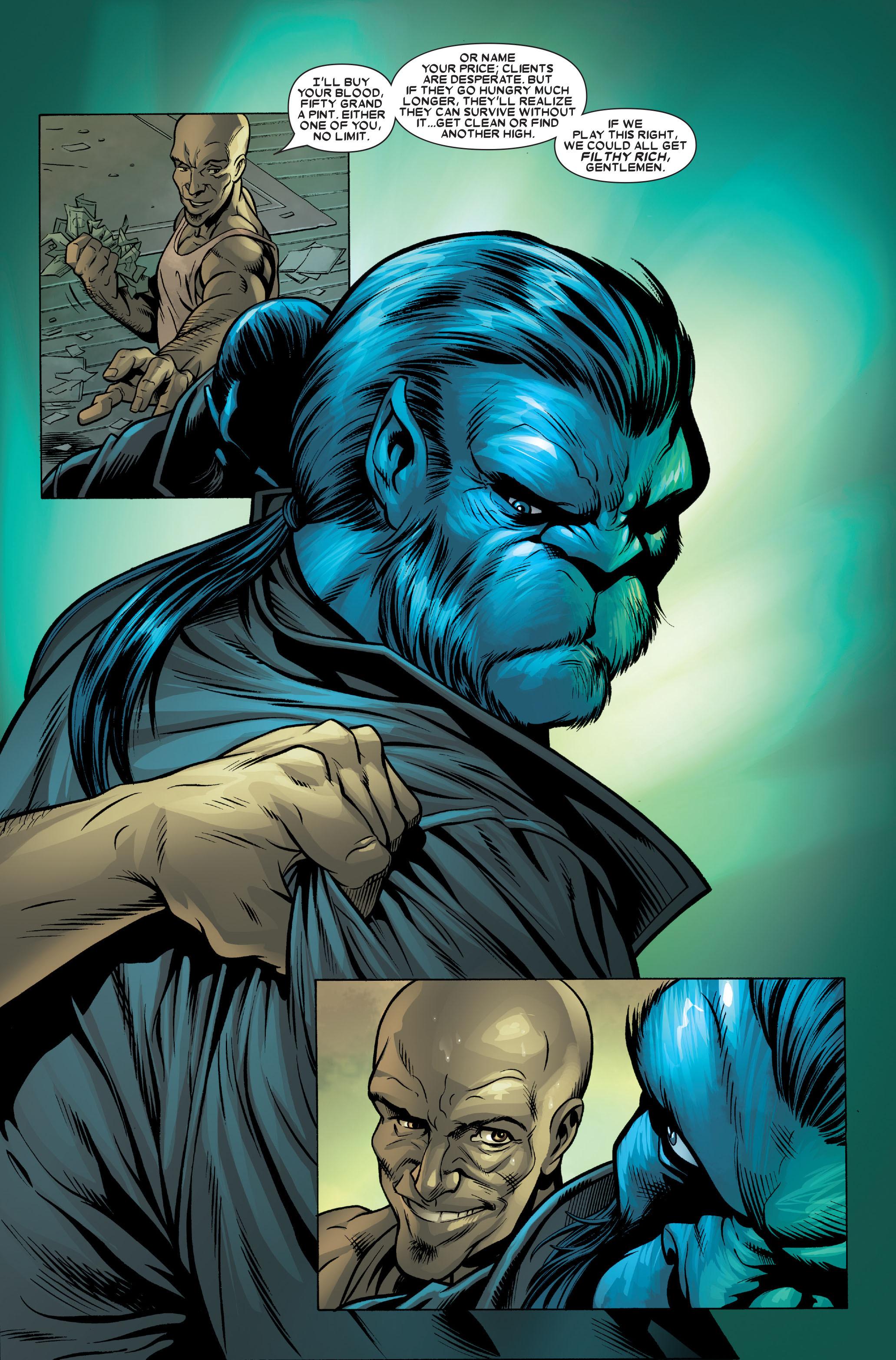 Read online Uncanny X-Men (1963) comic -  Issue #490 - 29