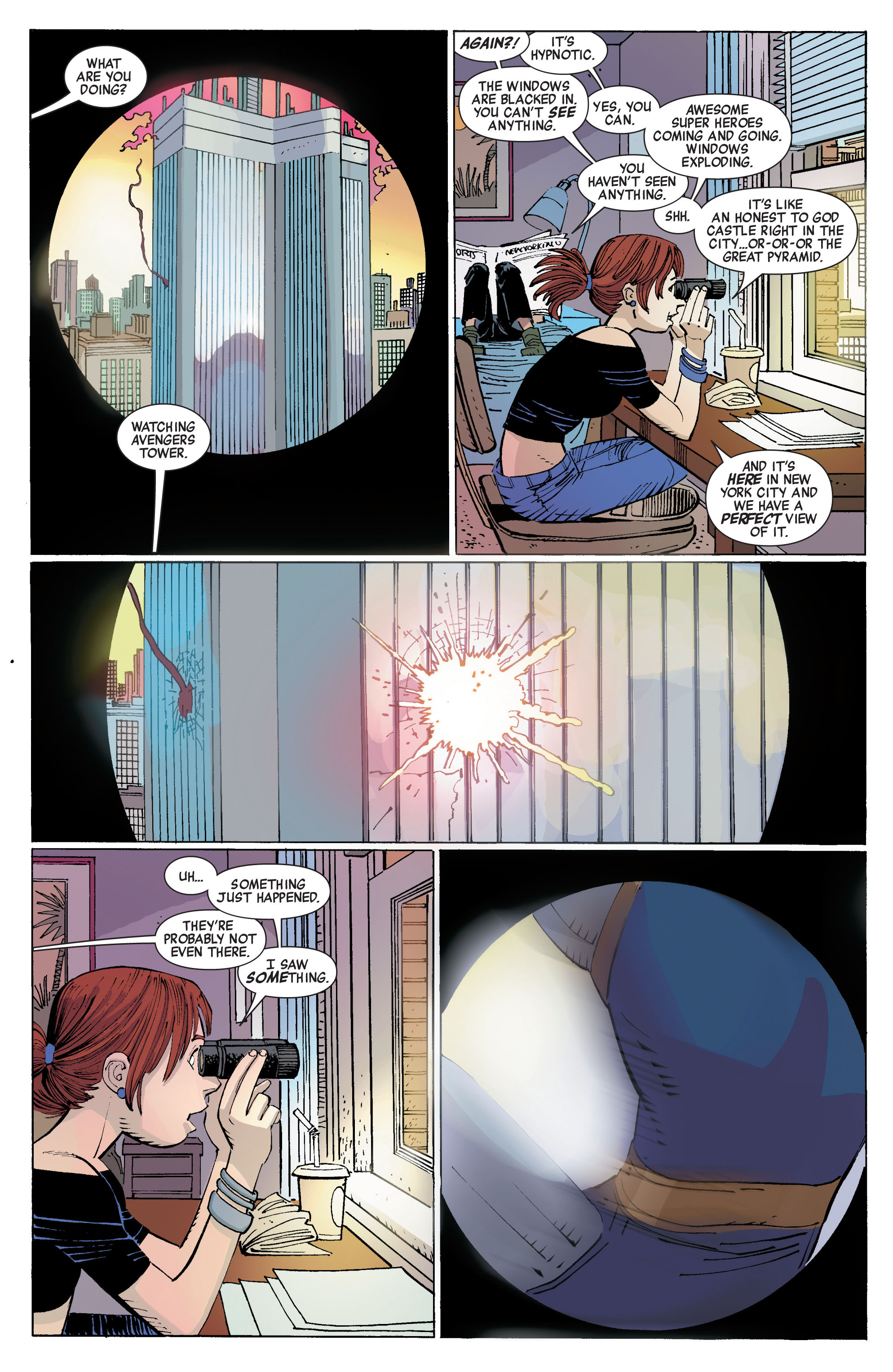 Read online Avengers (2010) comic -  Issue #3 - 3