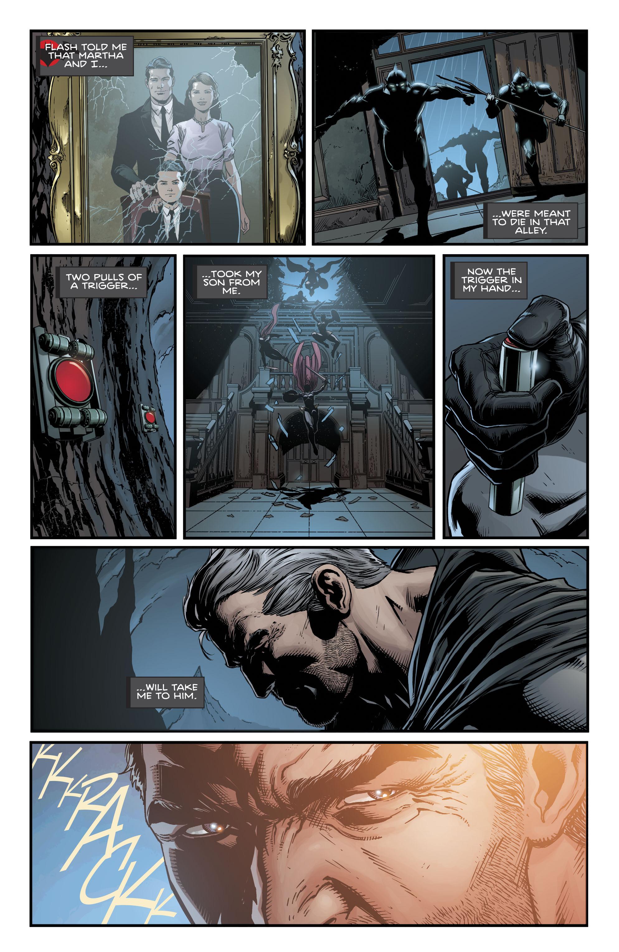 Read online Batman (2016) comic -  Issue #22 - 6