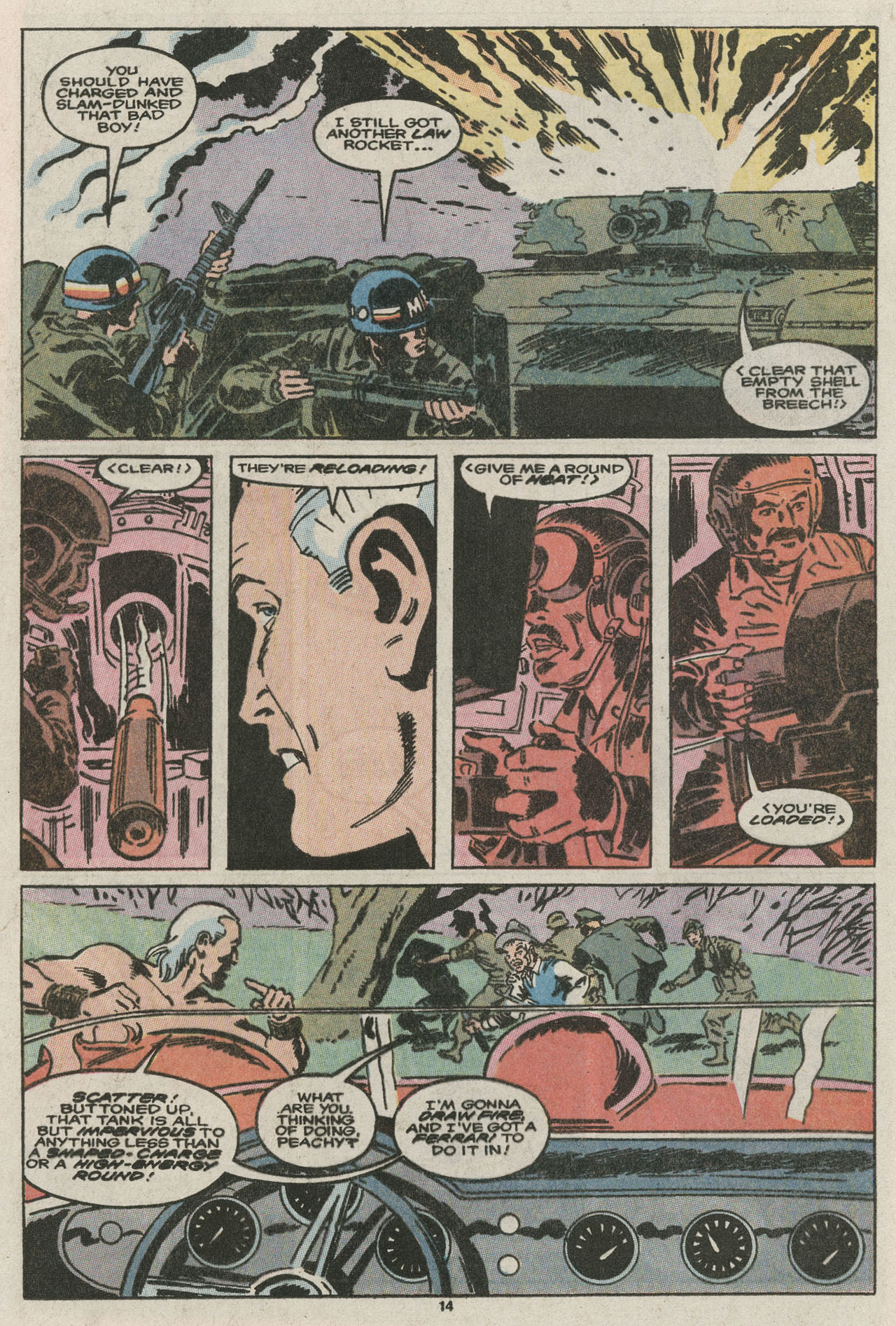 Read online Nth Man the Ultimate Ninja comic -  Issue #14 - 15