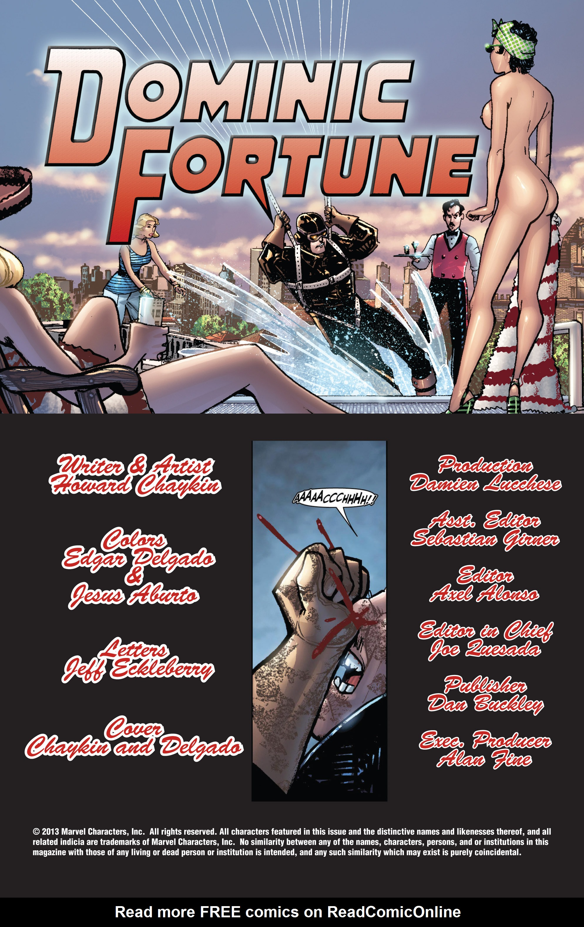 Read online Dominic Fortune comic -  Issue #4 - 25