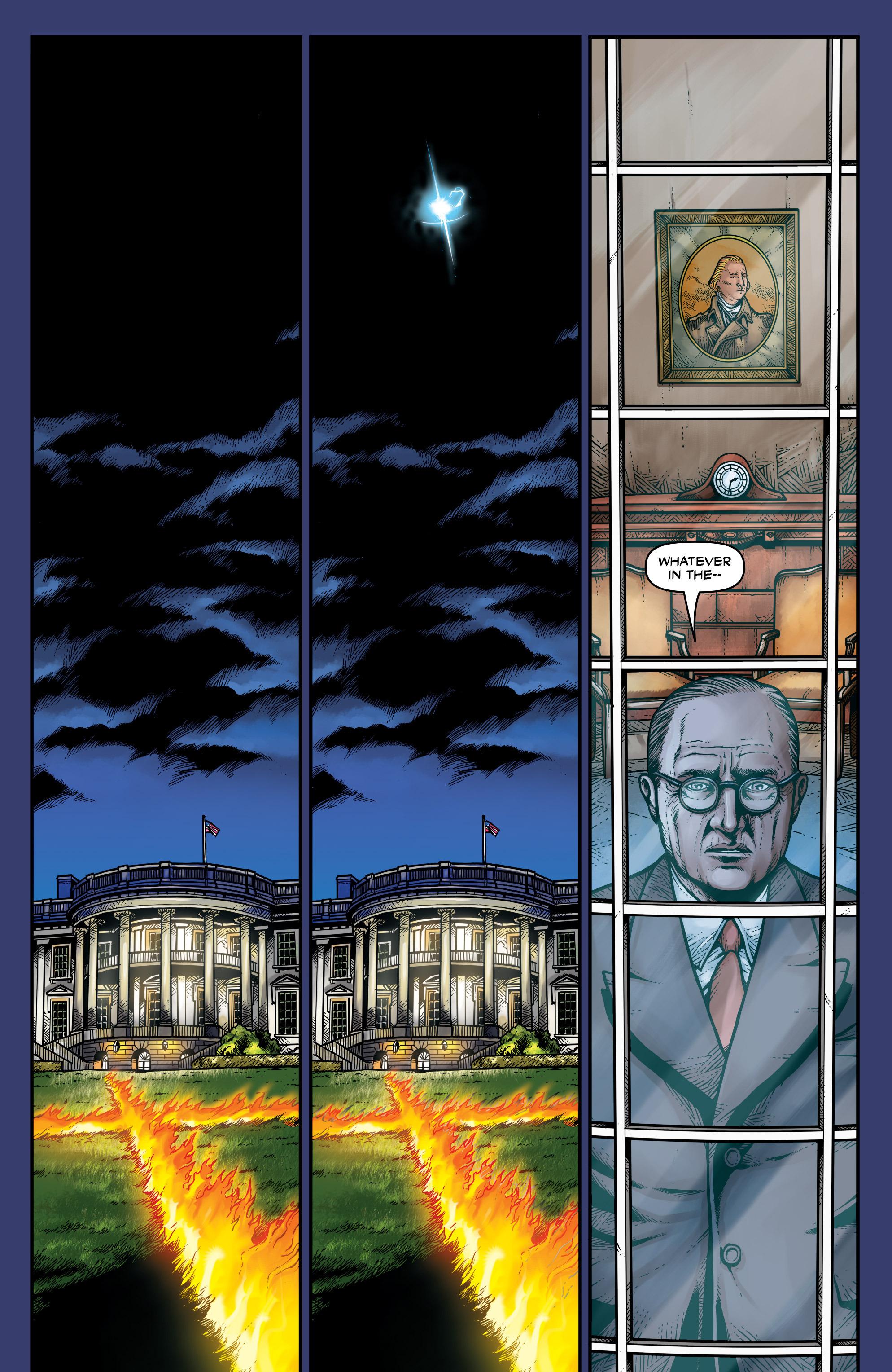 Read online Uber: Invasion comic -  Issue #1 - 20