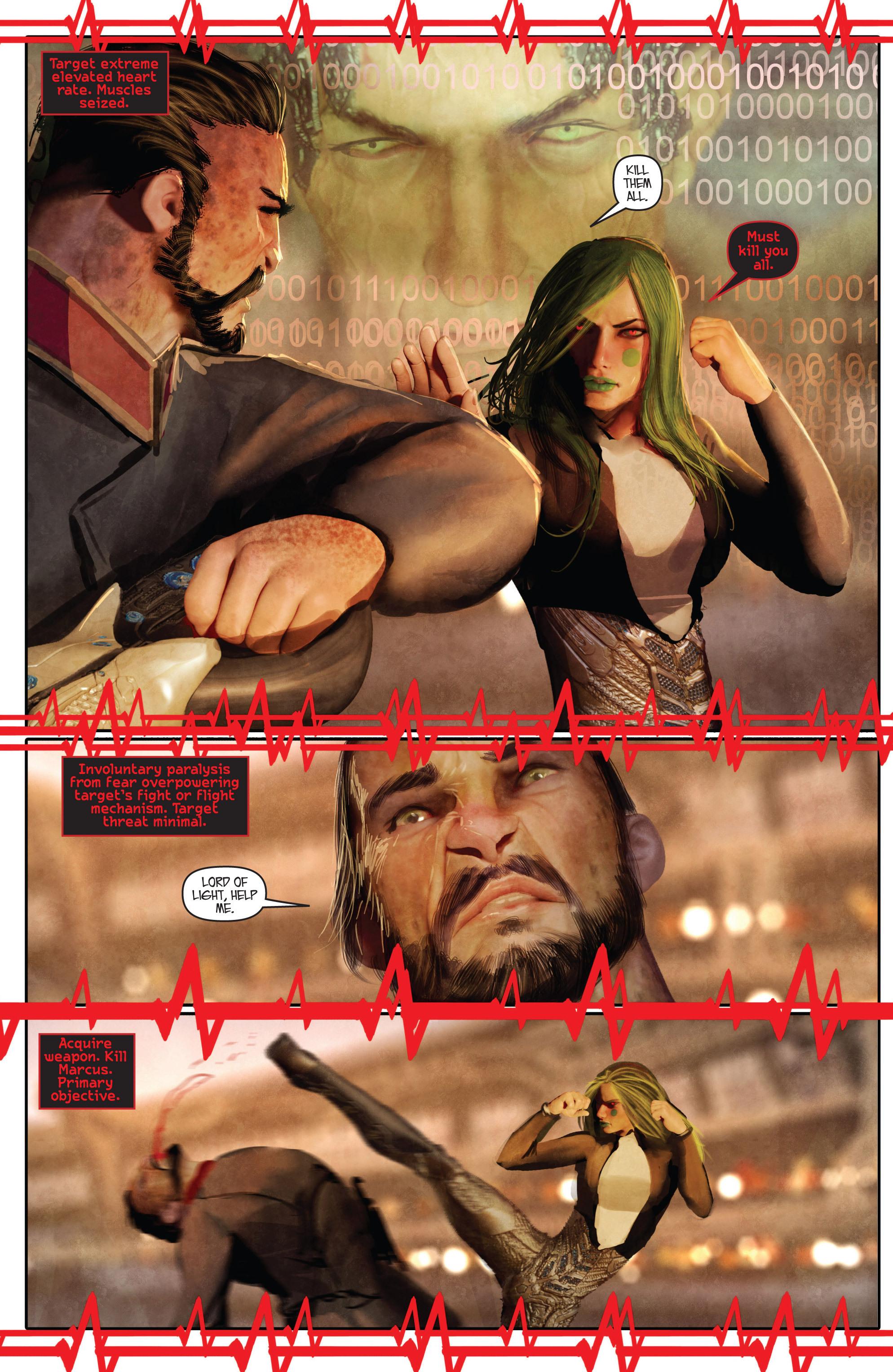 Read online Aphrodite IX (2013) comic -  Issue #Aphrodite IX (2013) _TPB 1 - 80