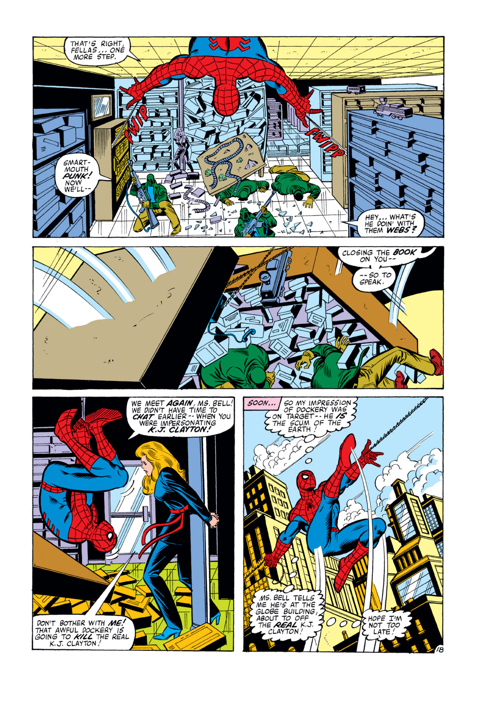 The Amazing Spider-Man (1963) 210 Page 18