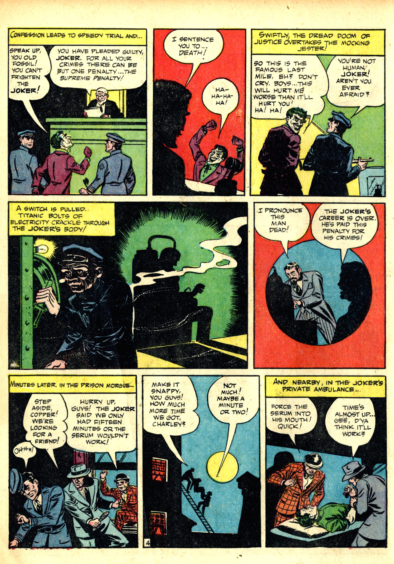 Detective Comics (1937) 64 Page 5