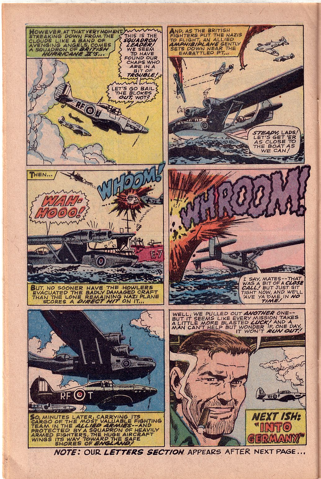 Read online Sgt. Fury comic -  Issue #52 - 28