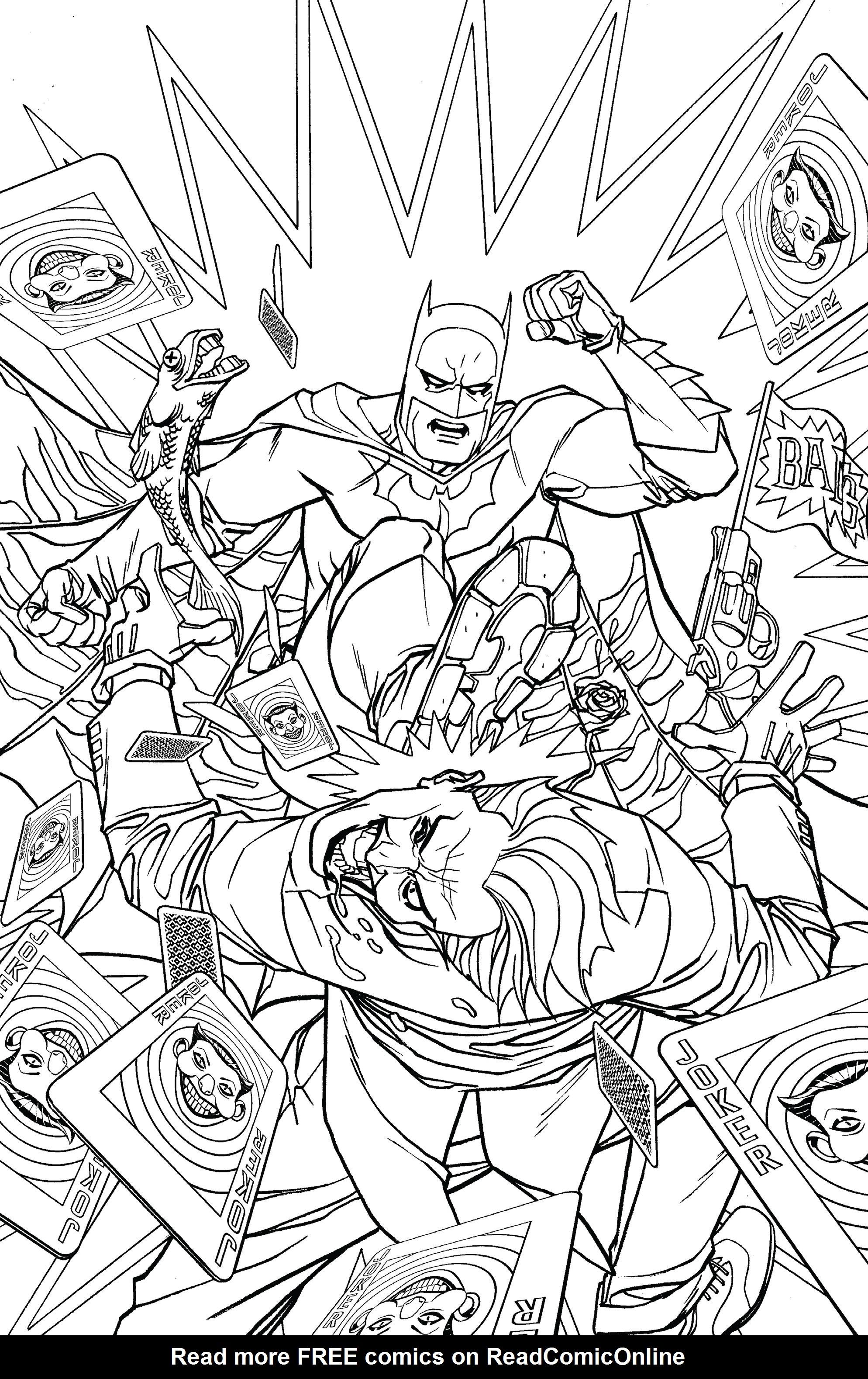 Read online Batman (2011) comic -  Issue # _TPB 9 - 156