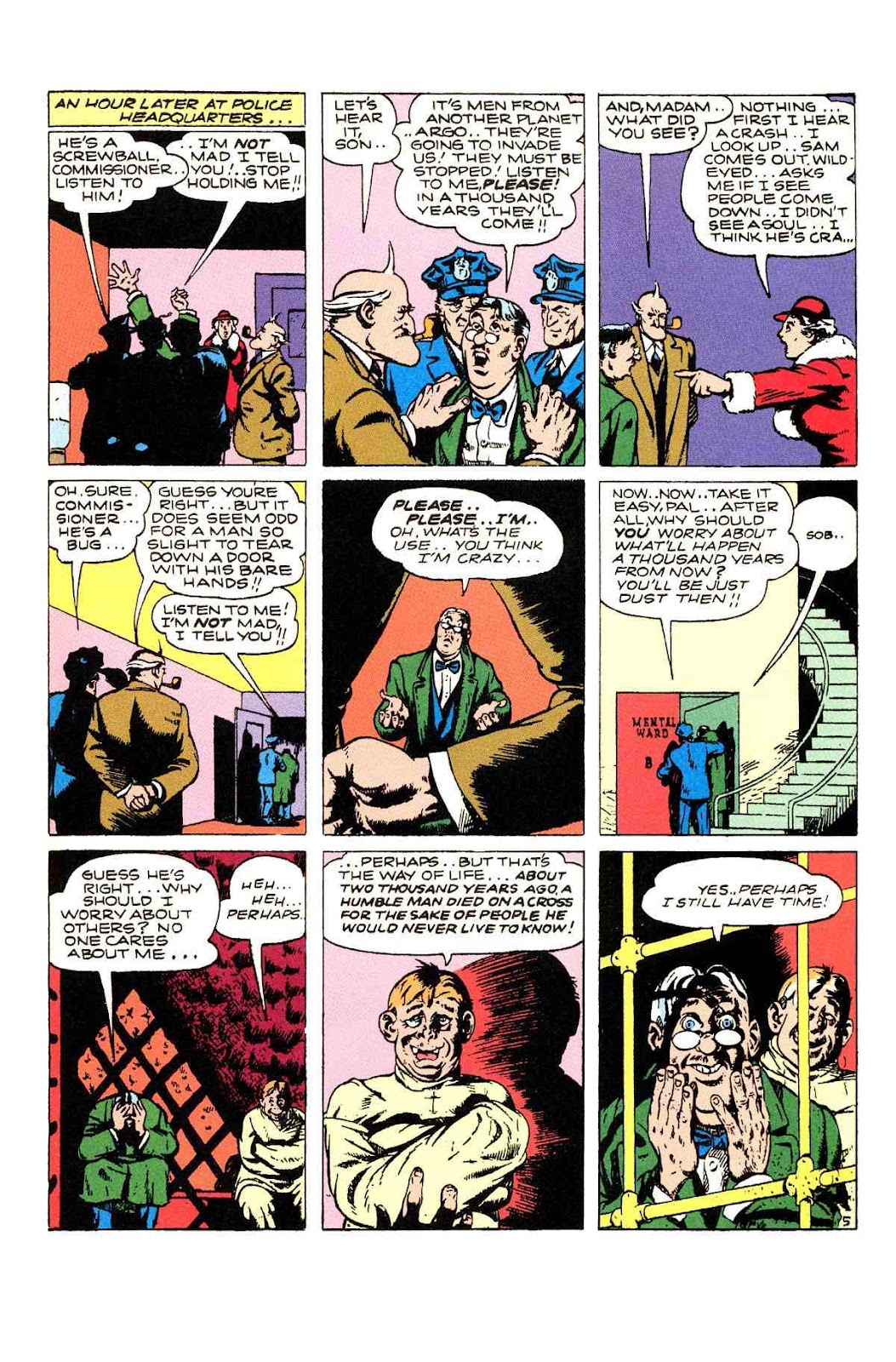 Read online Will Eisner's The Spirit Archives comic -  Issue # TPB 2 (Part 1) - 61