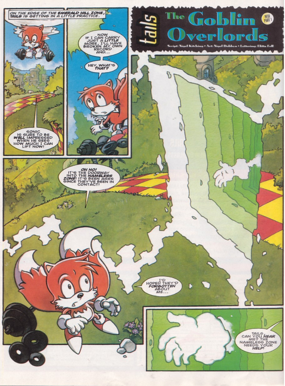 Read online Sonic the Comic comic -  Issue #143 - 16