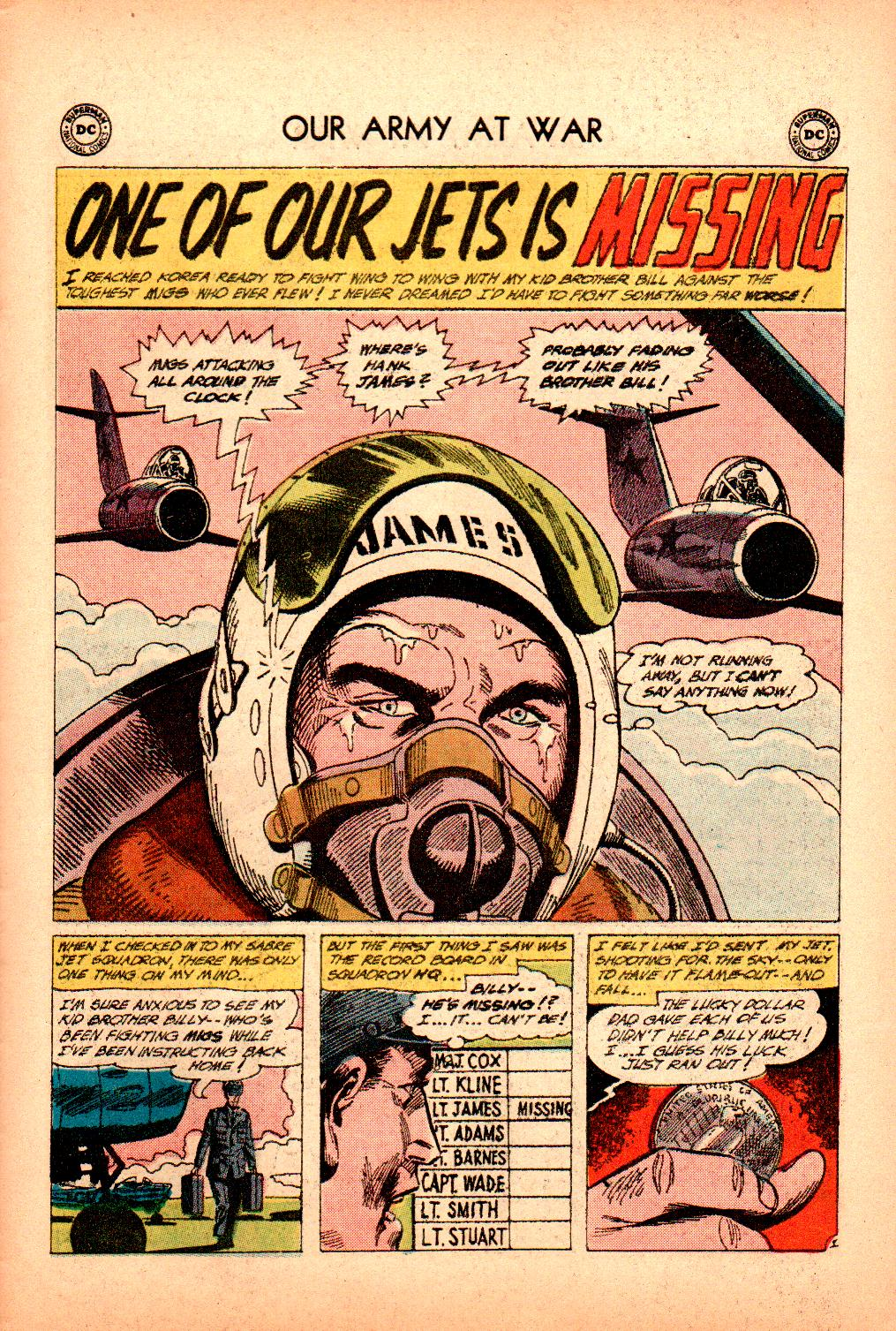 Our Army at War (1952) issue 101 - Page 23