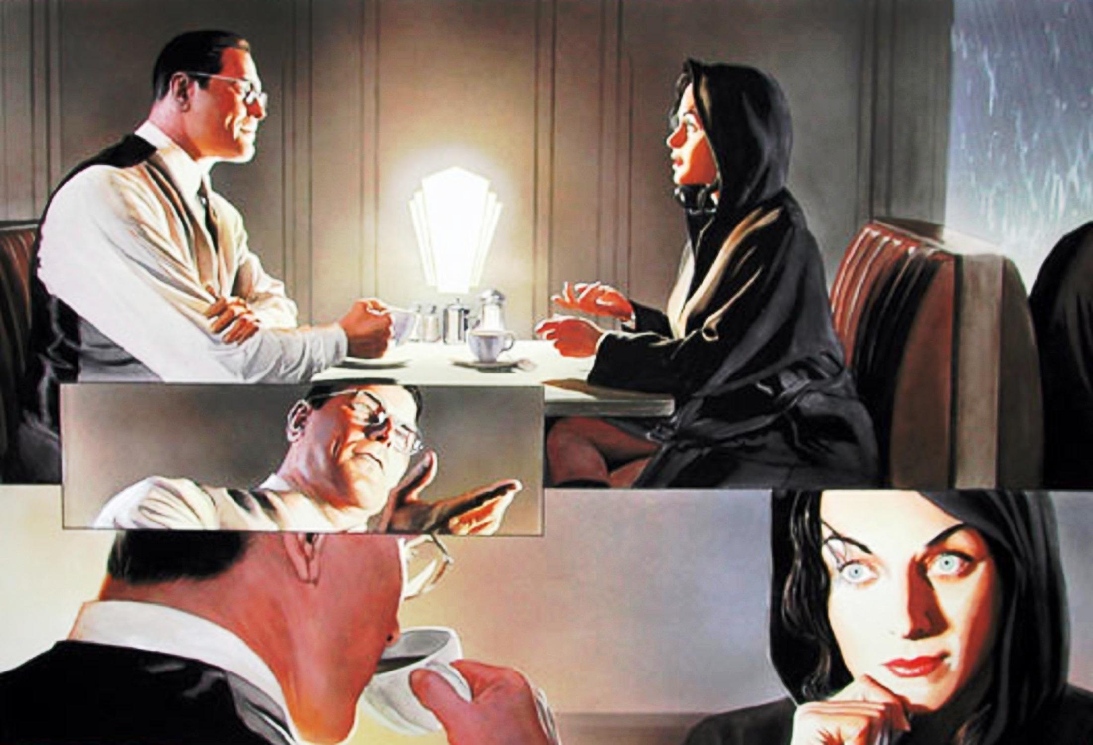 Read online Wonder Woman: Spirit of Truth comic -  Issue # Full - 44