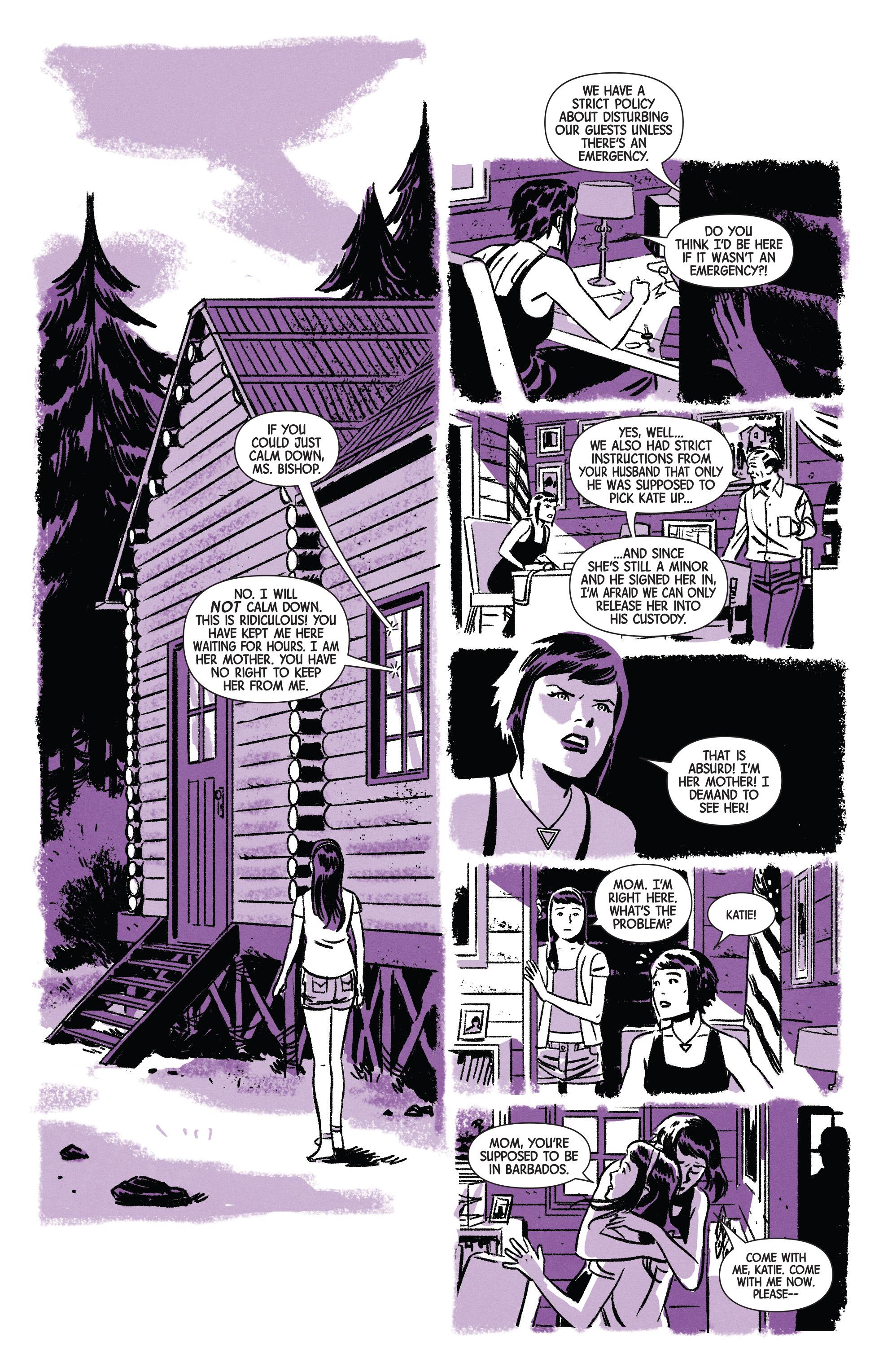 Read online Hawkeye (2016) comic -  Issue #7 - 12
