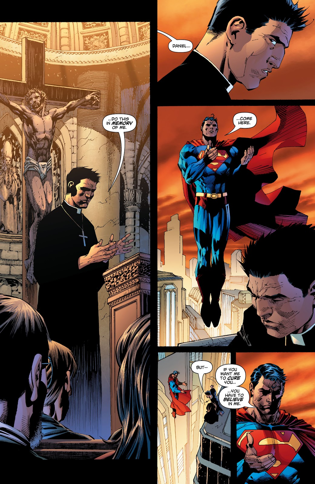 Read online Superman: For Tomorrow comic -  Issue # TPB (Part 2) - 56