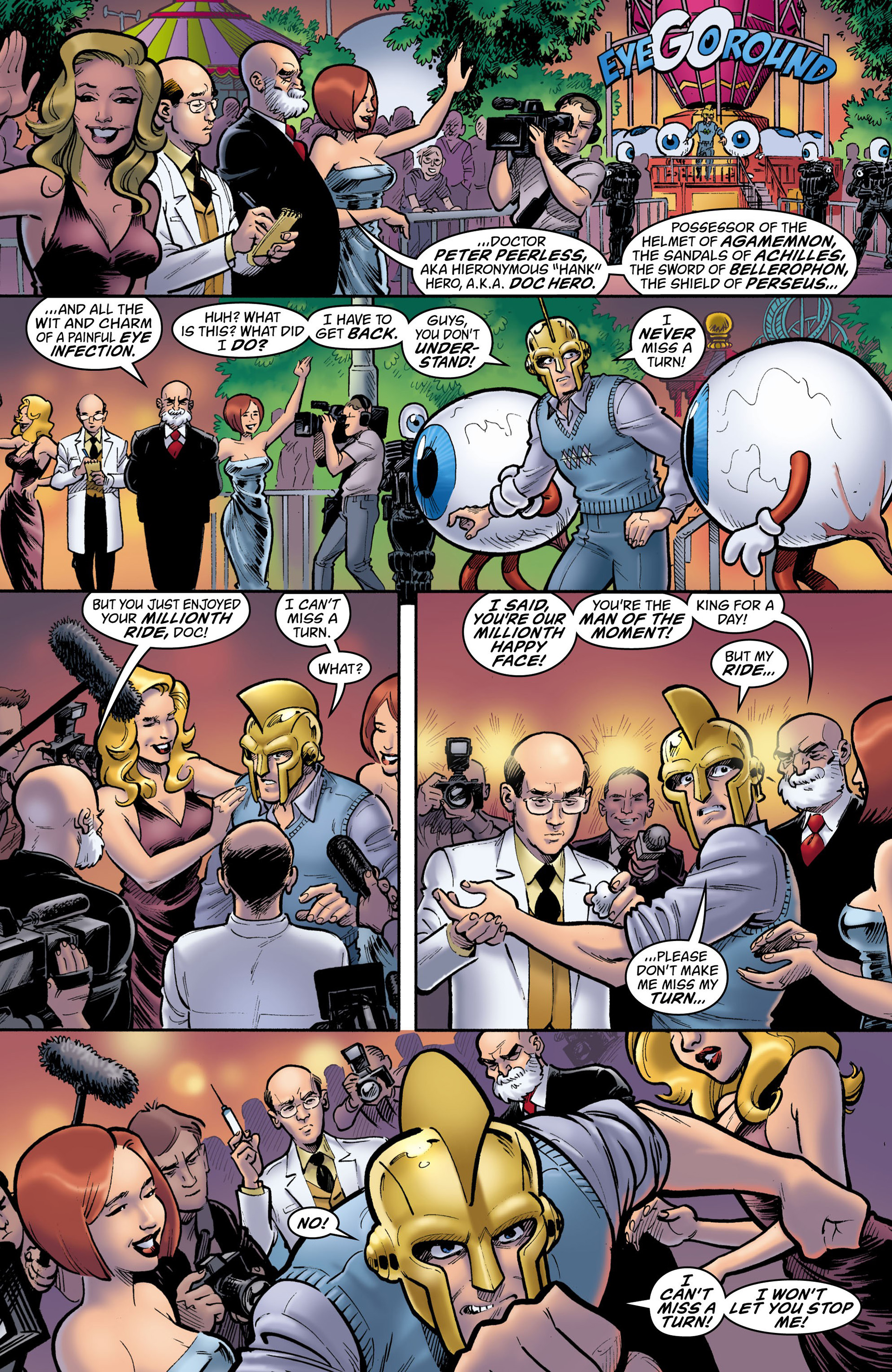 Read online Seaguy: The Slaves of Mickey Eye comic -  Issue #2 - 26