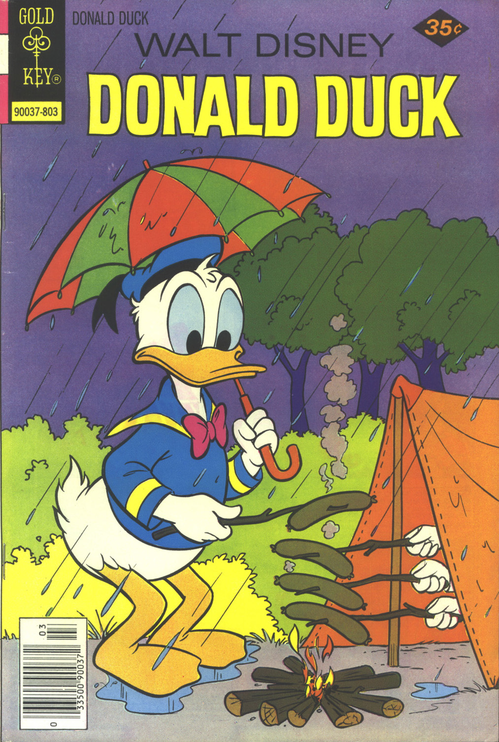 Donald Duck (1962) 193 Page 1