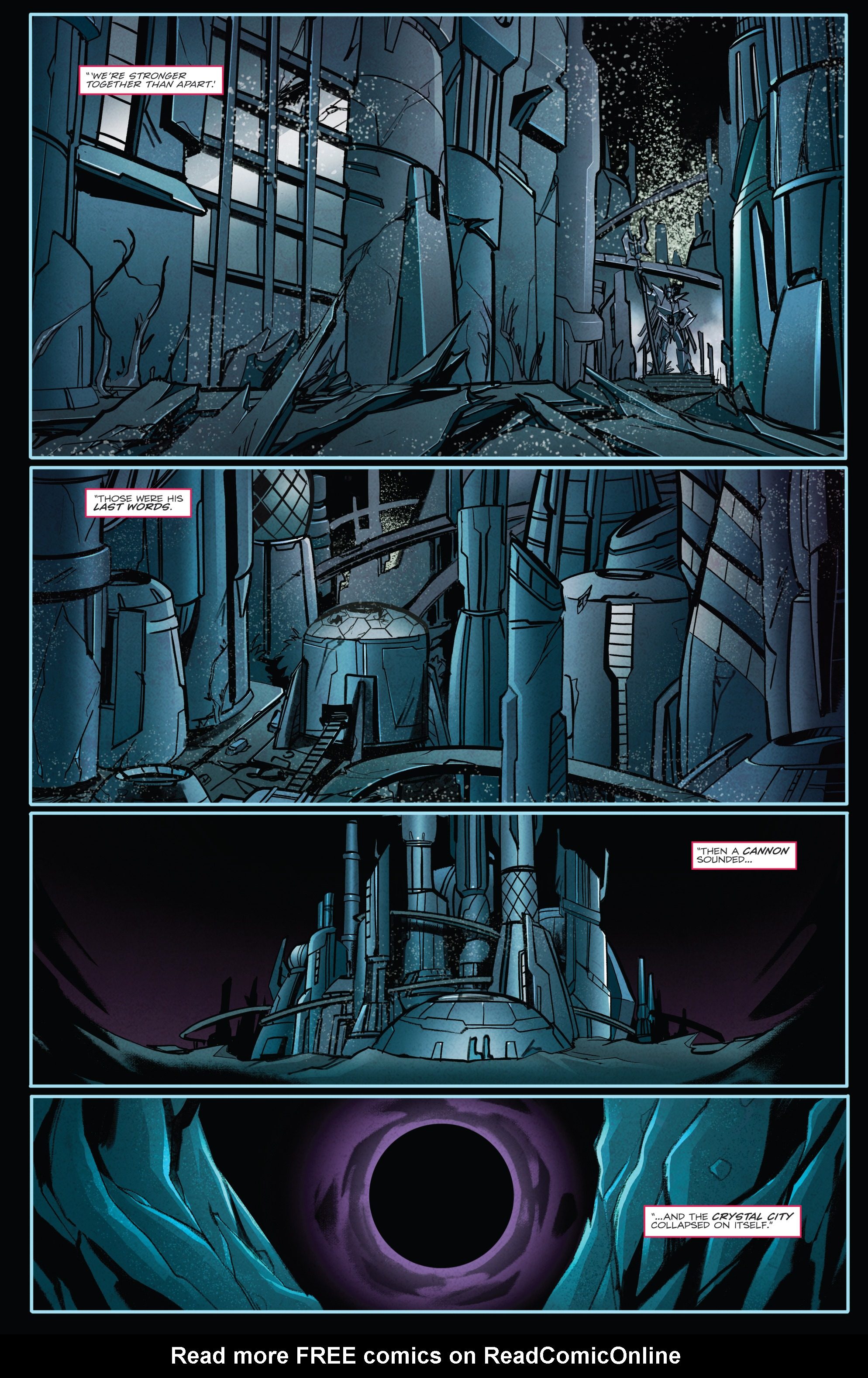 Read online Transformers Annual comic -  Issue # Full - 3