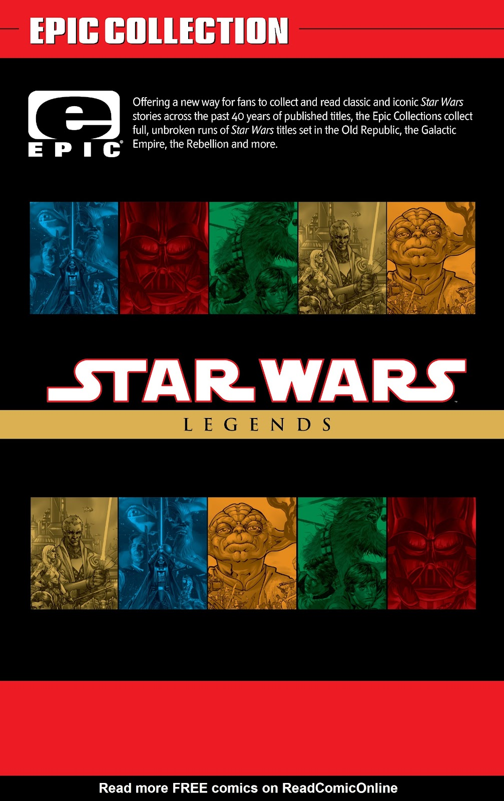 Read online Star Wars Legends: The Original Marvel Years - Epic Collection comic -  Issue # TPB 3 (Part 1) - 3
