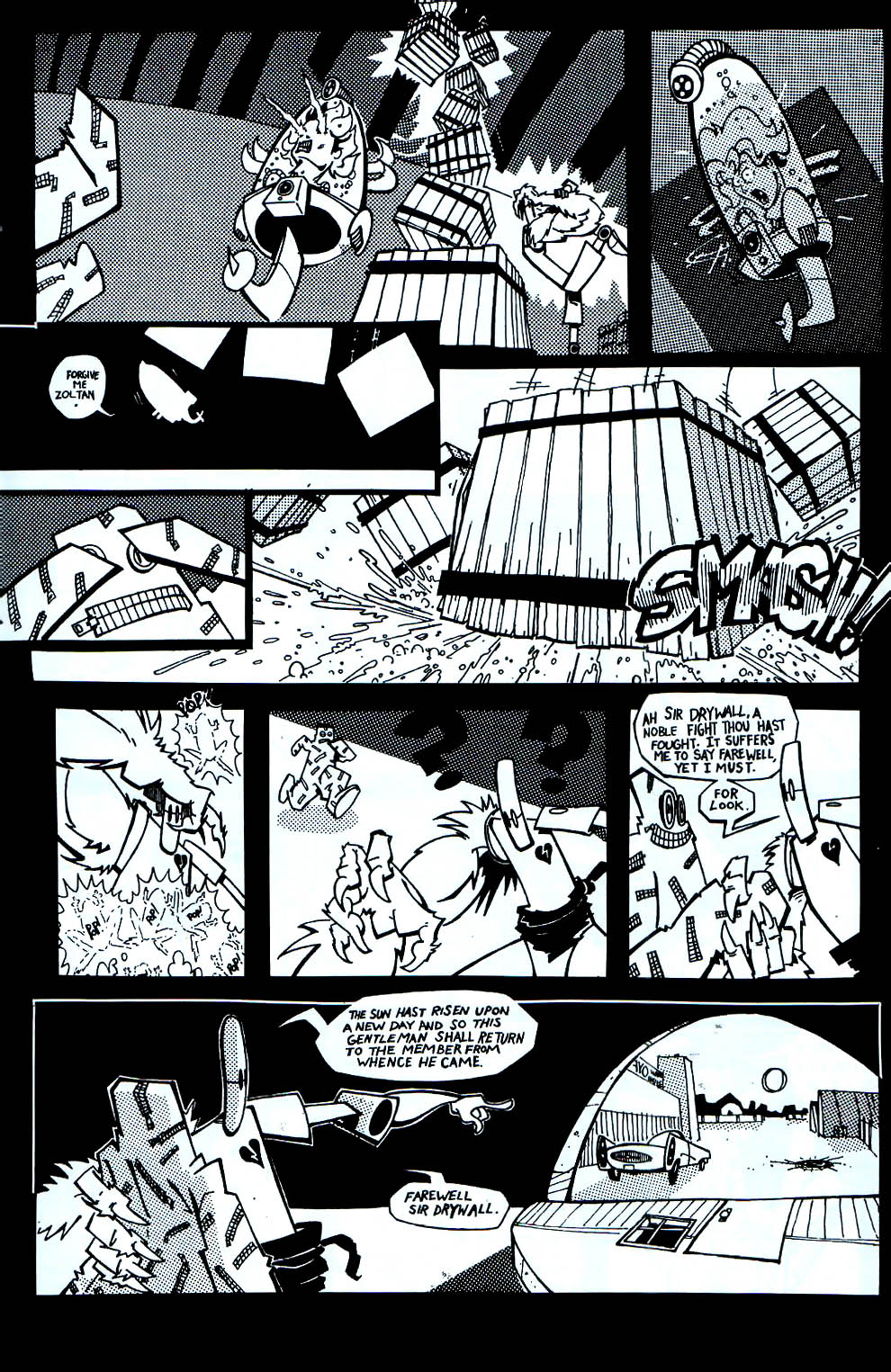 Read online Scud: The Disposable Assassin (1994) comic -  Issue #7 - 28