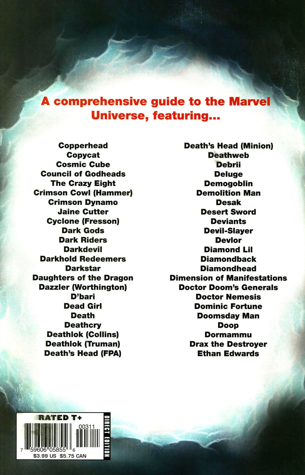 Read online All-New Official Handbook of the Marvel Universe A to Z comic -  Issue #3 - 67