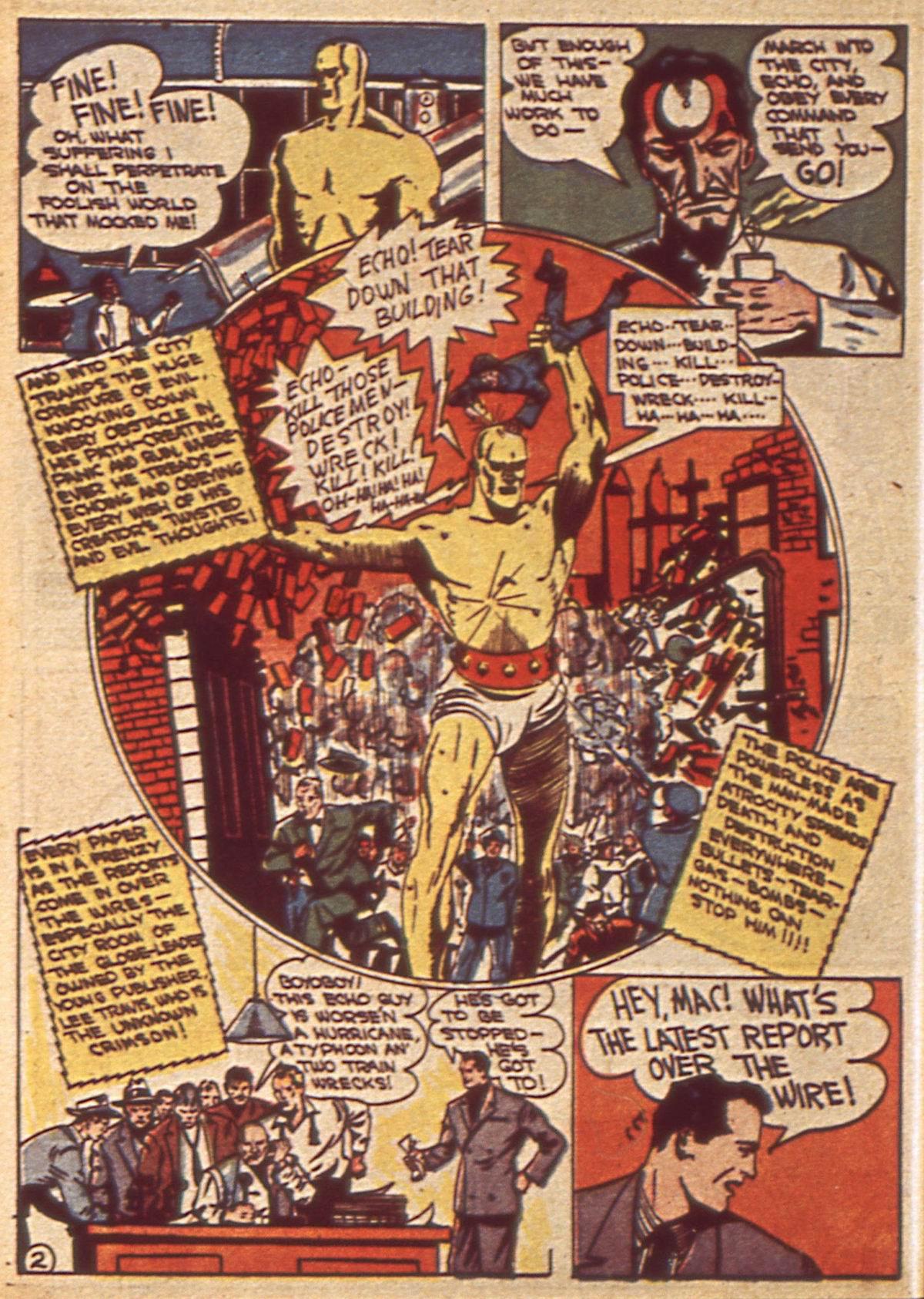 Read online Detective Comics (1937) comic -  Issue #49 - 26