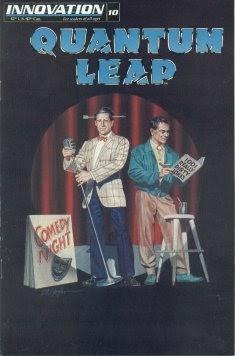 Read online Quantum Leap comic -  Issue #10 - 1
