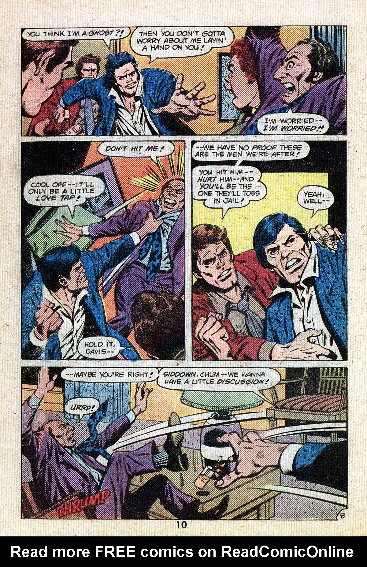 Read online Adventure Comics (1938) comic -  Issue #494 - 10