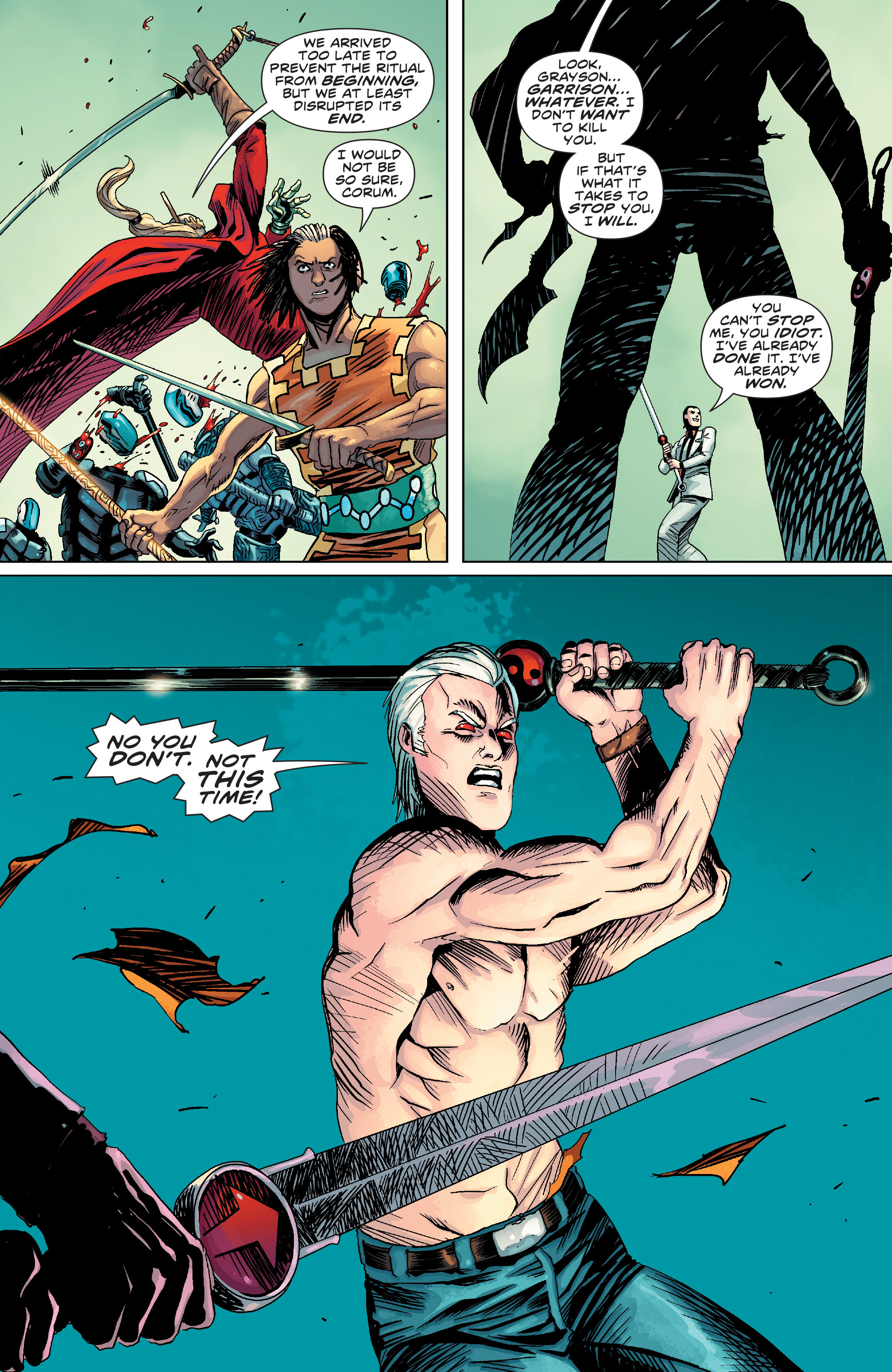 Read online Elric: The Balance Lost comic -  Issue # TPB 2 - 64