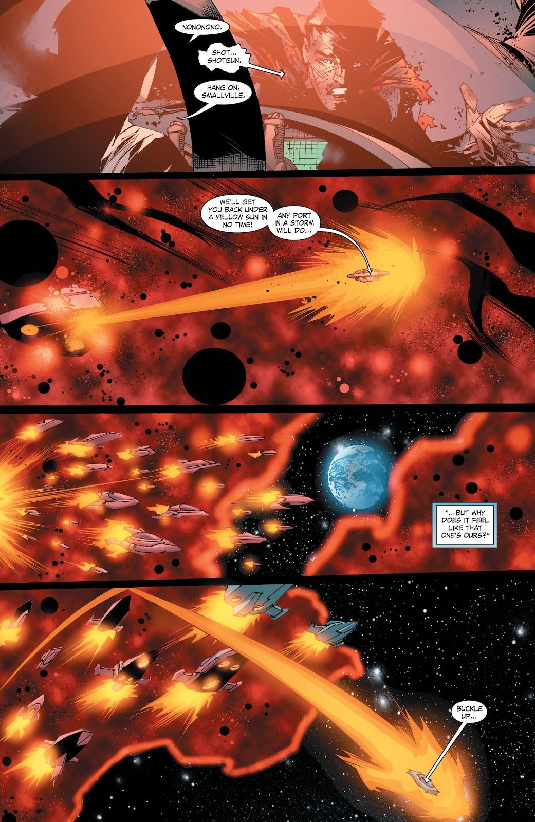 Read online Smallville Season 11 [II] comic -  Issue # TPB 8 - 168