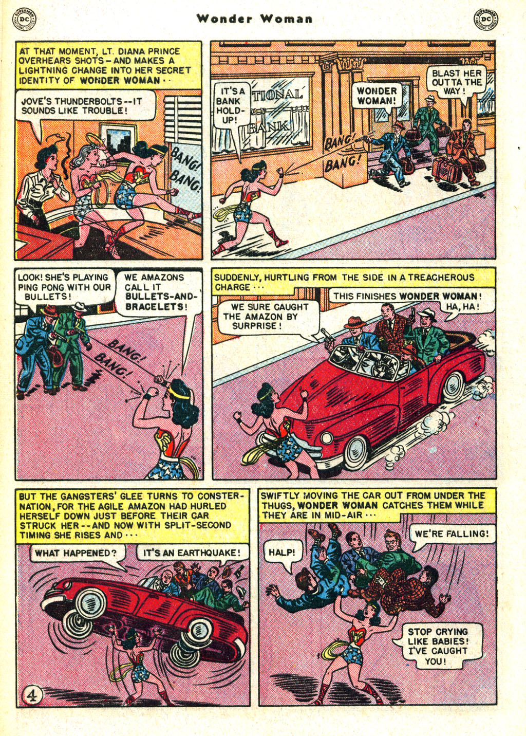 Read online Wonder Woman (1942) comic -  Issue #45 - 6