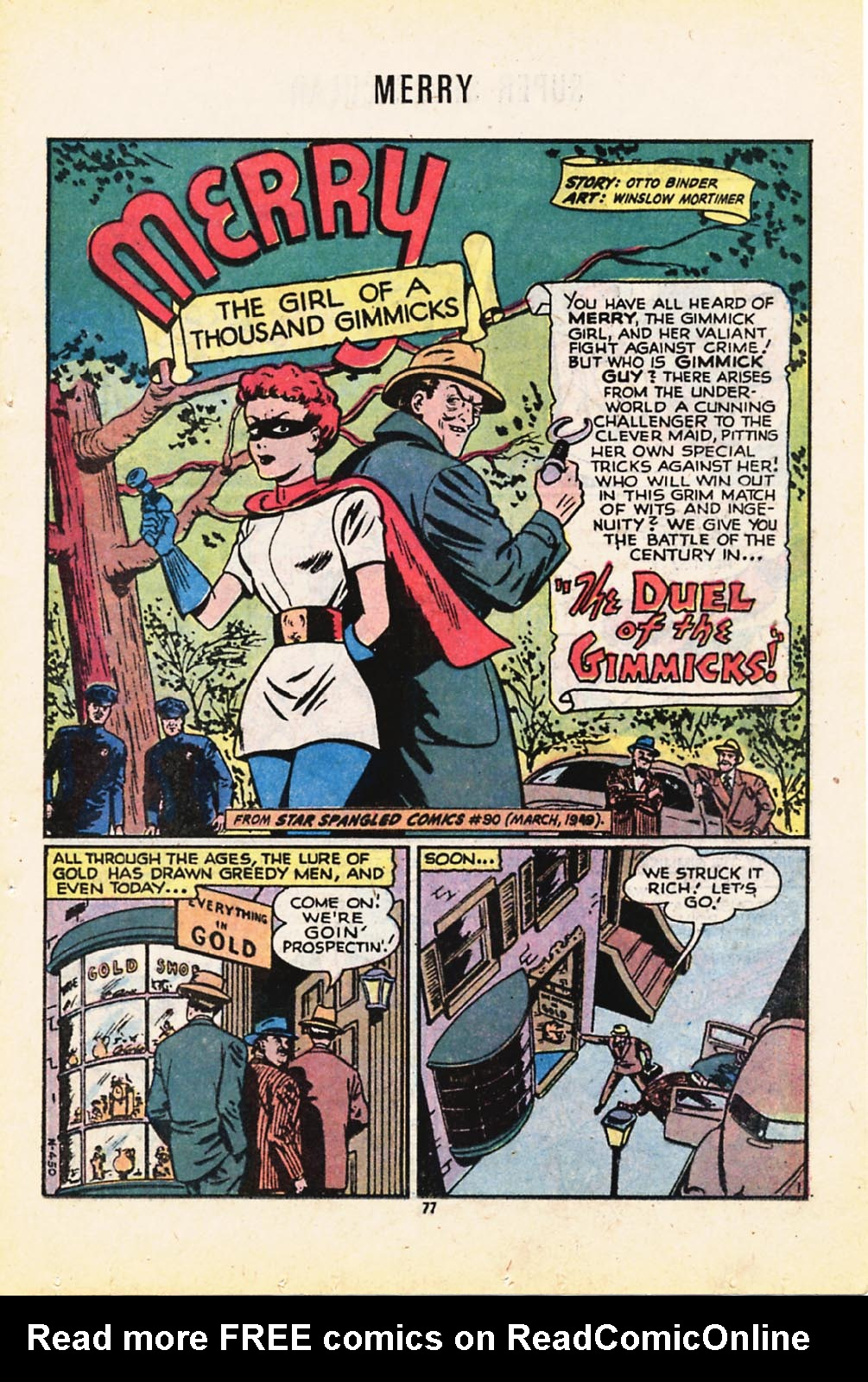 Read online Adventure Comics (1938) comic -  Issue #416 - 77