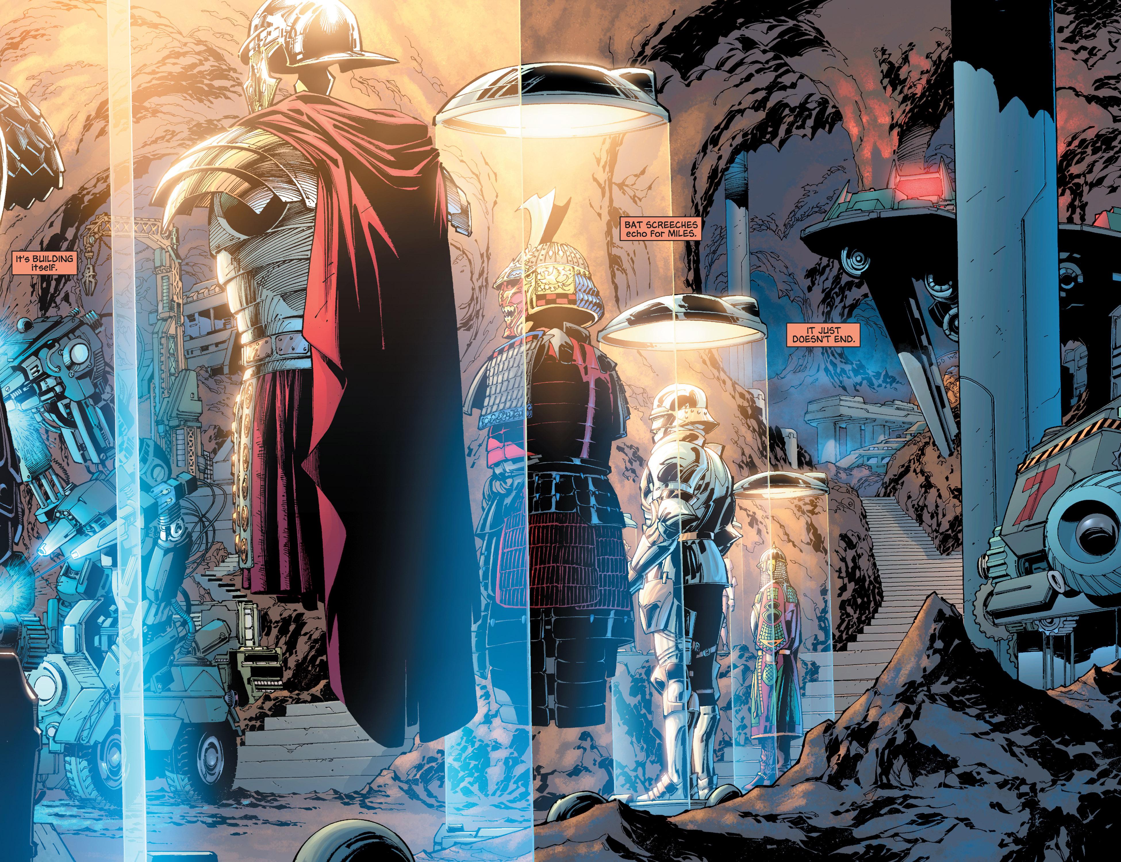 Read online All Star Batman & Robin, The Boy Wonder comic -  Issue #4 - 11