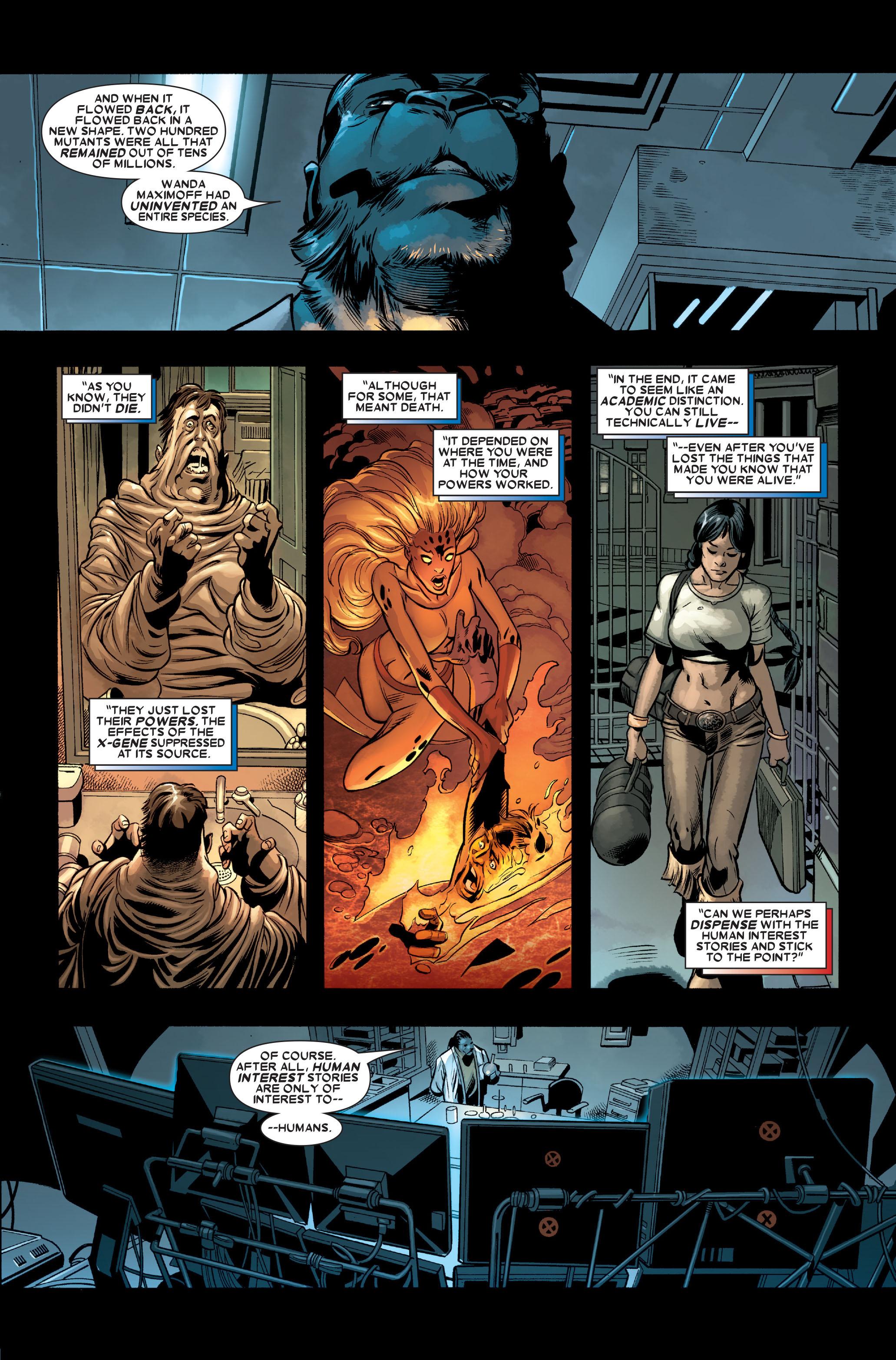X-Men (1991) 200 Page 39