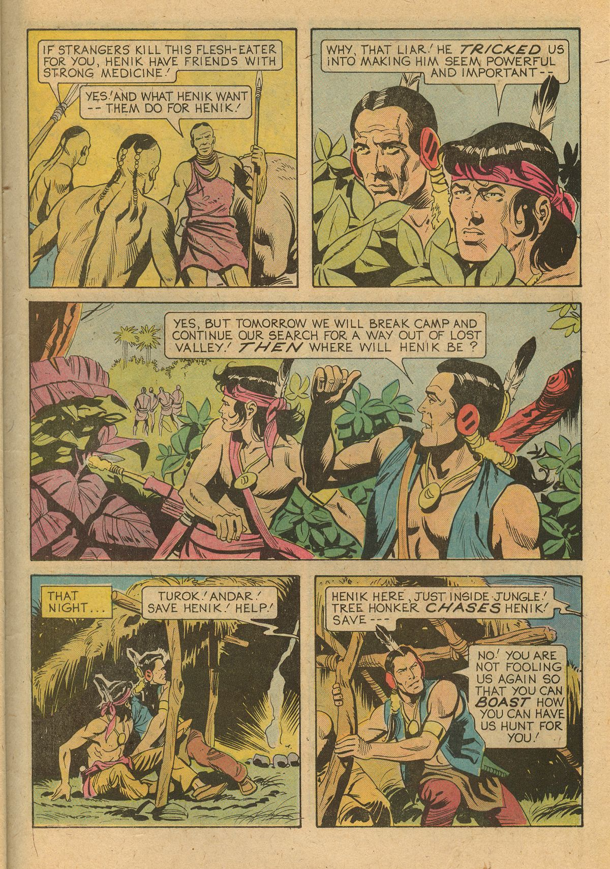 Read online Turok, Son of Stone comic -  Issue #105 - 31
