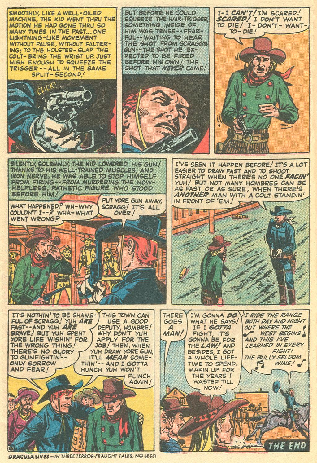 Read online Two-Gun Kid comic -  Issue #113 - 32