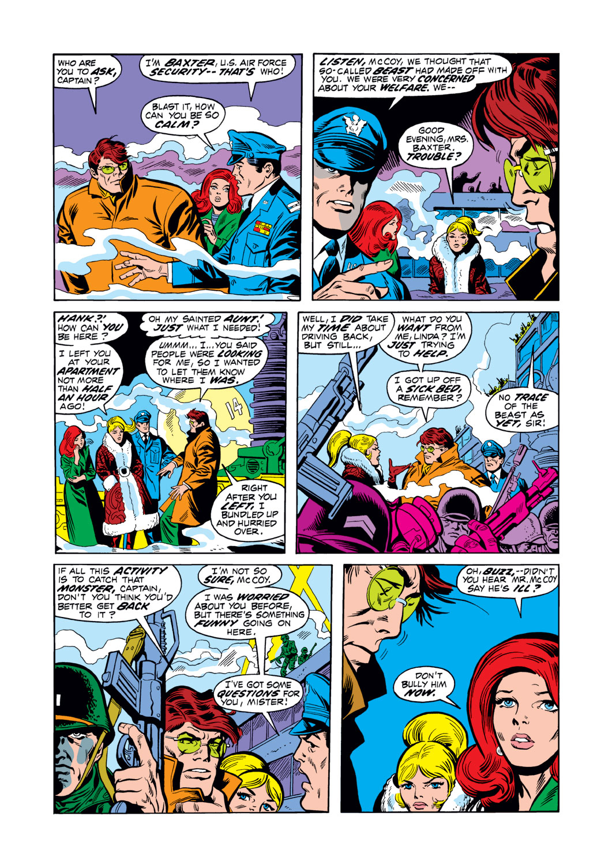 Read online Amazing Adventures (1970) comic -  Issue #14 - 11