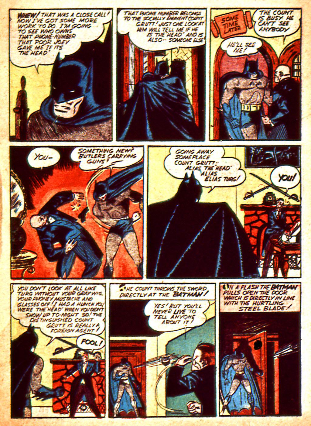 Read online Detective Comics (1937) comic -  Issue #37 - 14