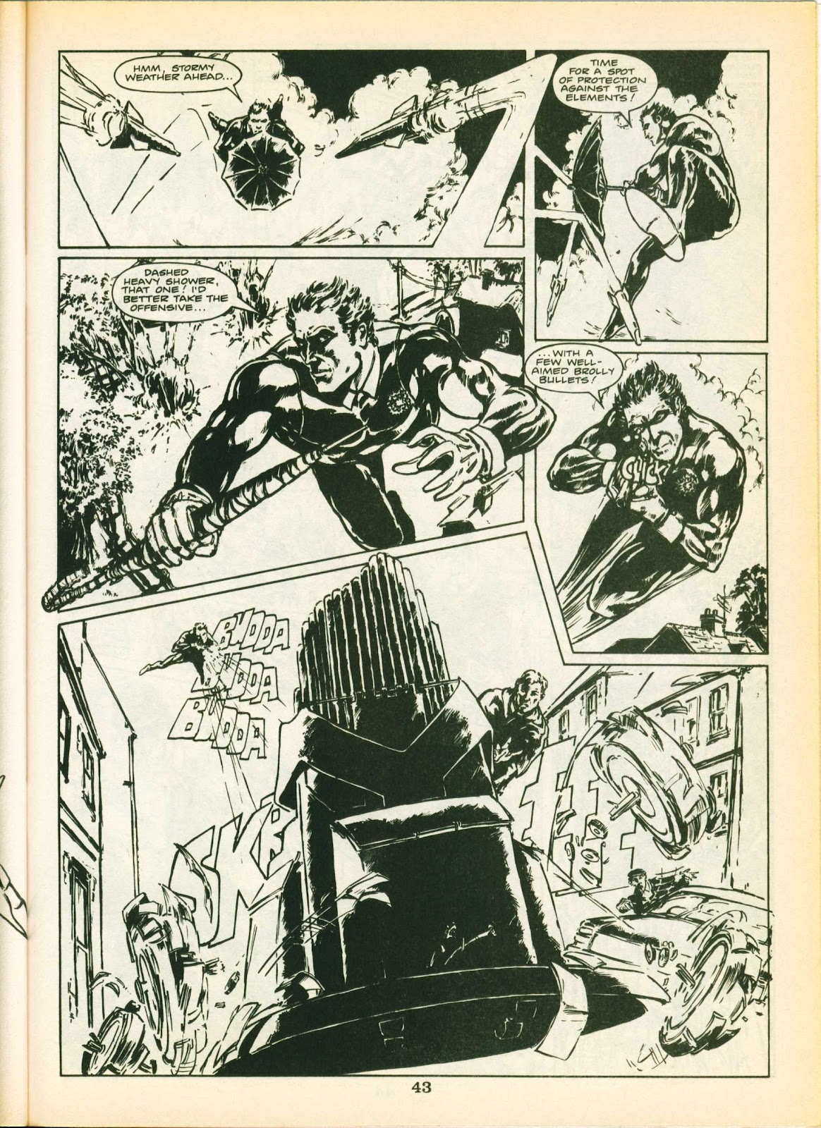 Warrior Issue #20 #21 - English 43