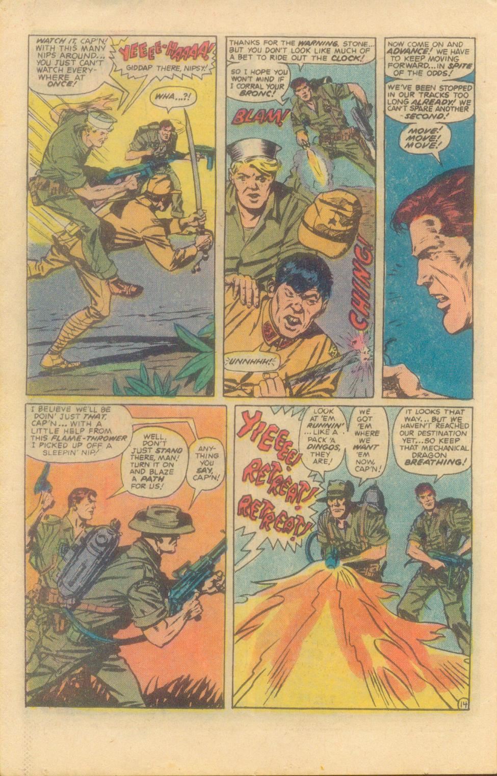 Read online Sgt. Fury comic -  Issue #160 - 26