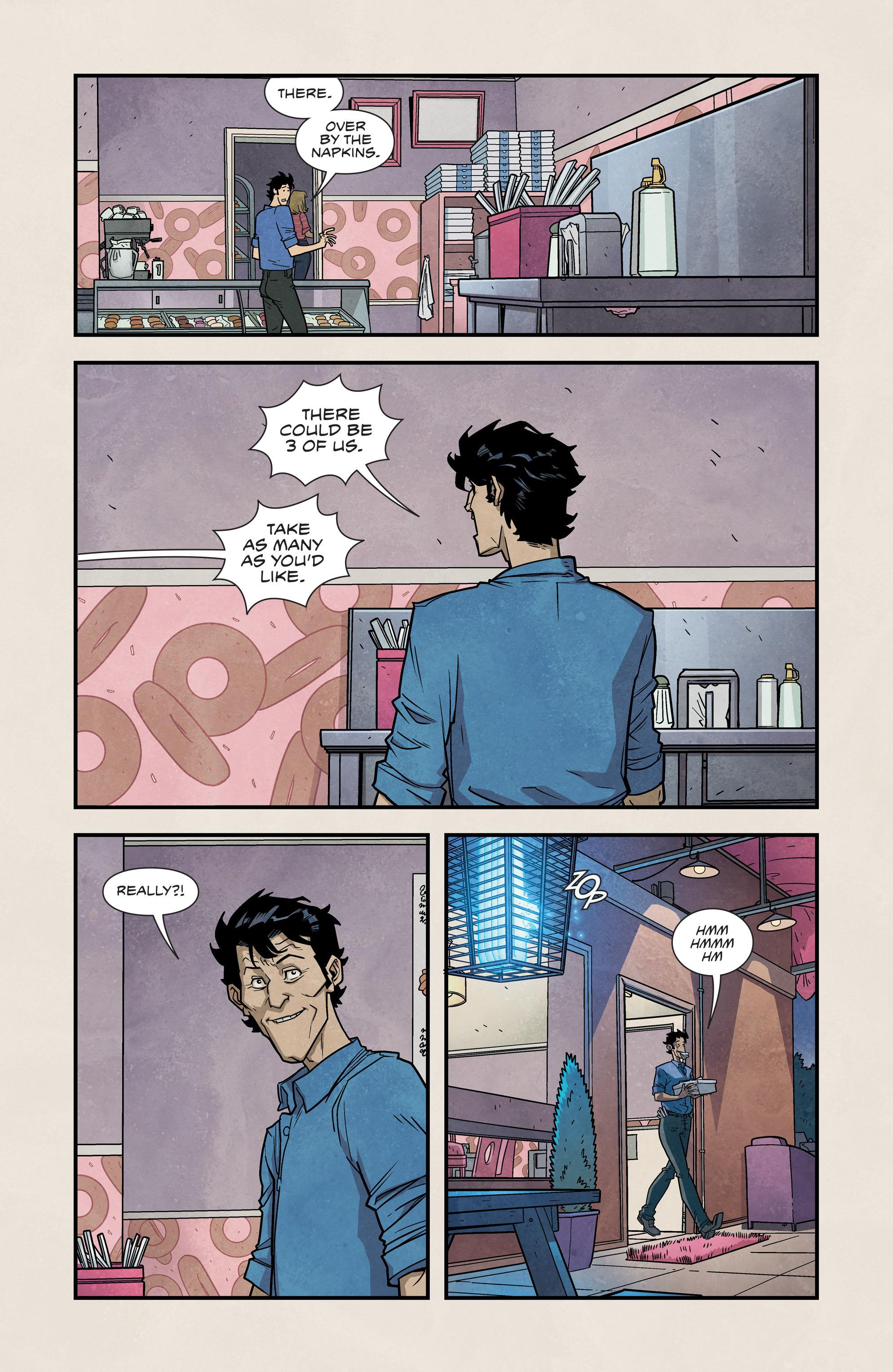 Read online Plastic comic -  Issue #2 - 19
