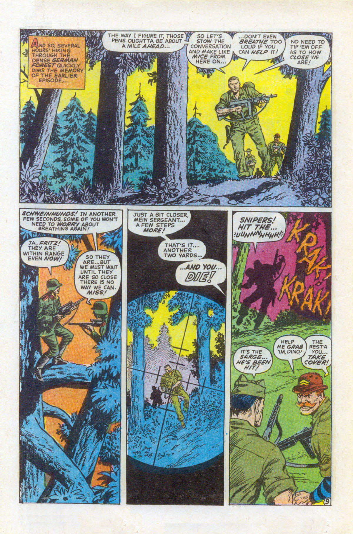 Read online Sgt. Fury comic -  Issue #159 - 13