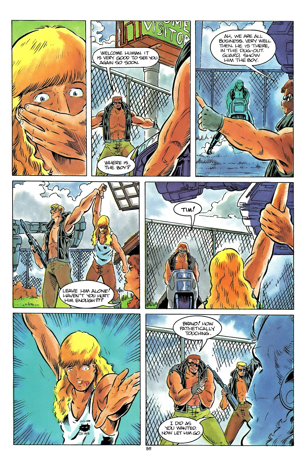 The Terminator (1988) issue 12 - Page 40