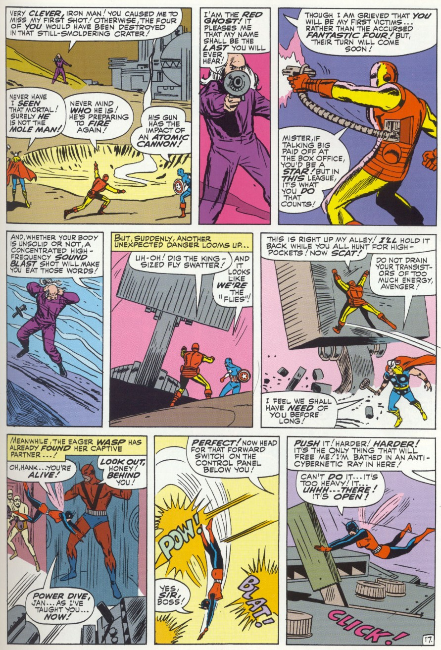 The Avengers (1963) 12 Page 17
