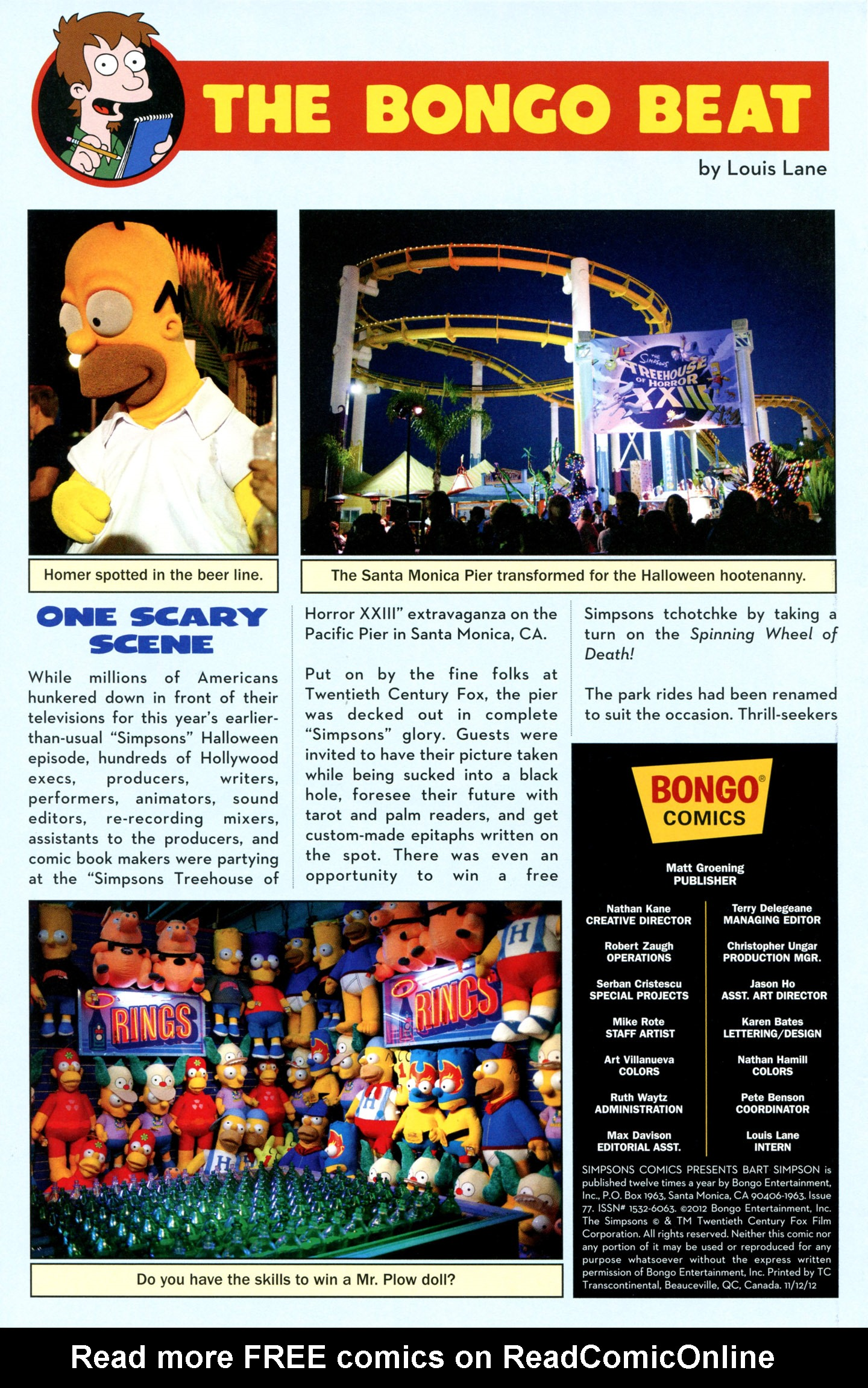Read online Simpsons Comics Presents Bart Simpson comic -  Issue #77 - 28
