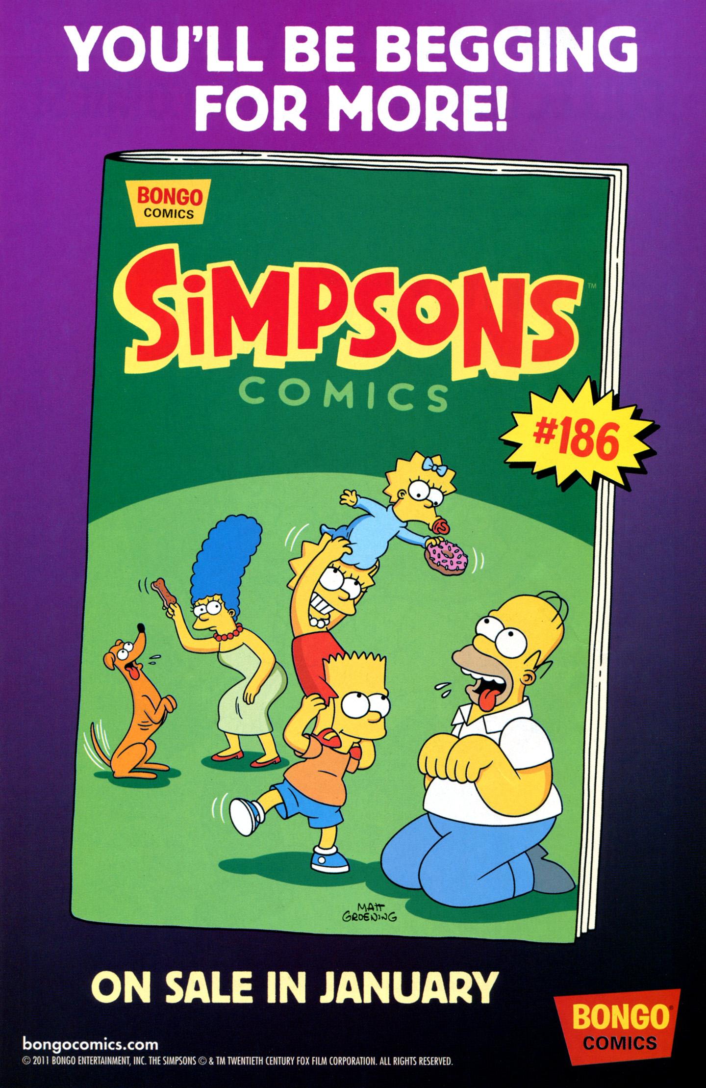 Read online Simpsons Comics Presents Bart Simpson comic -  Issue #66 - 8