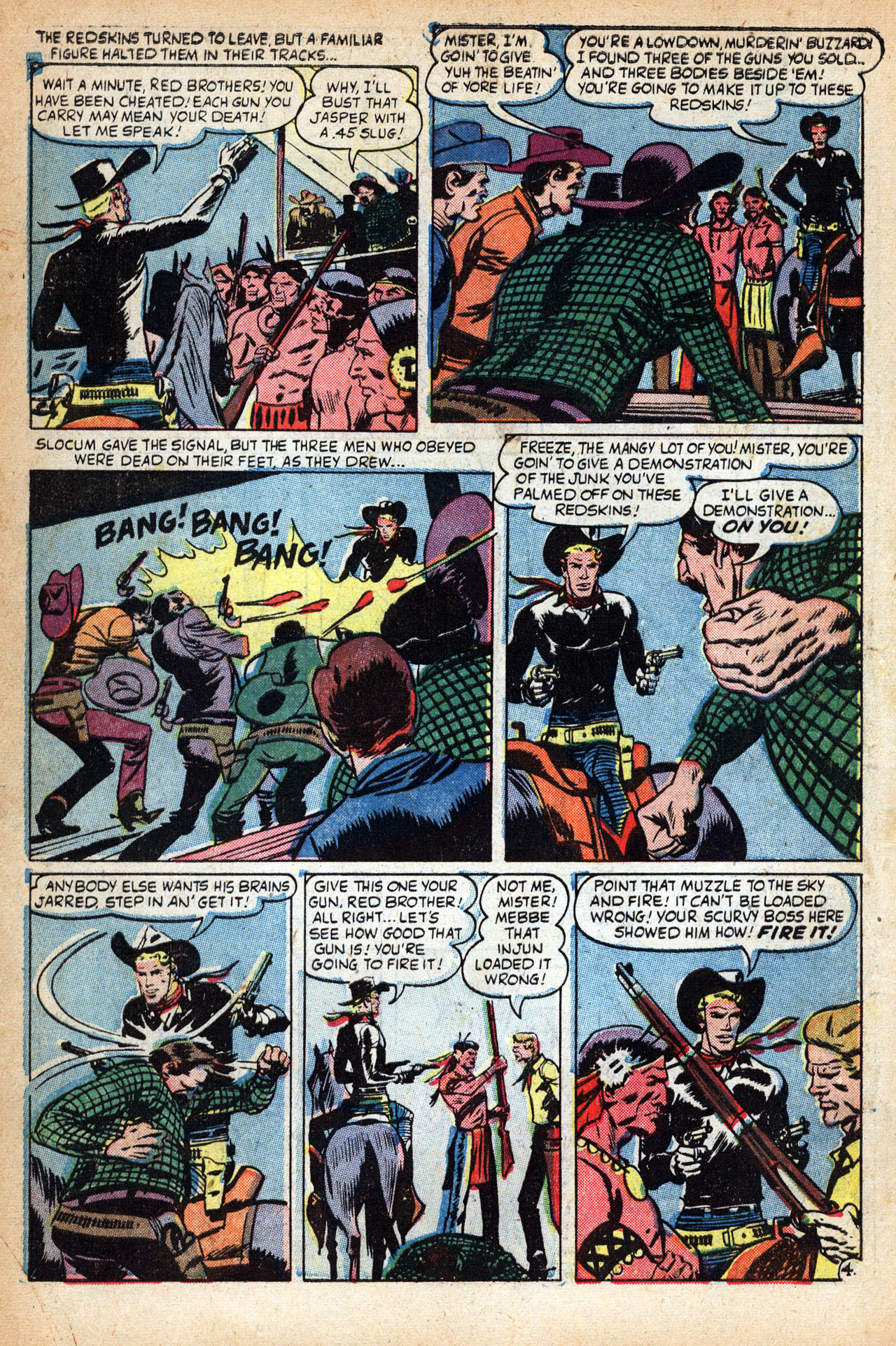 Read online Two-Gun Kid comic -  Issue #18 - 6