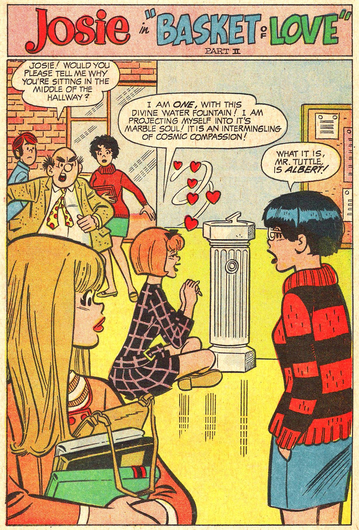 Read online She's Josie comic -  Issue #34 - 13