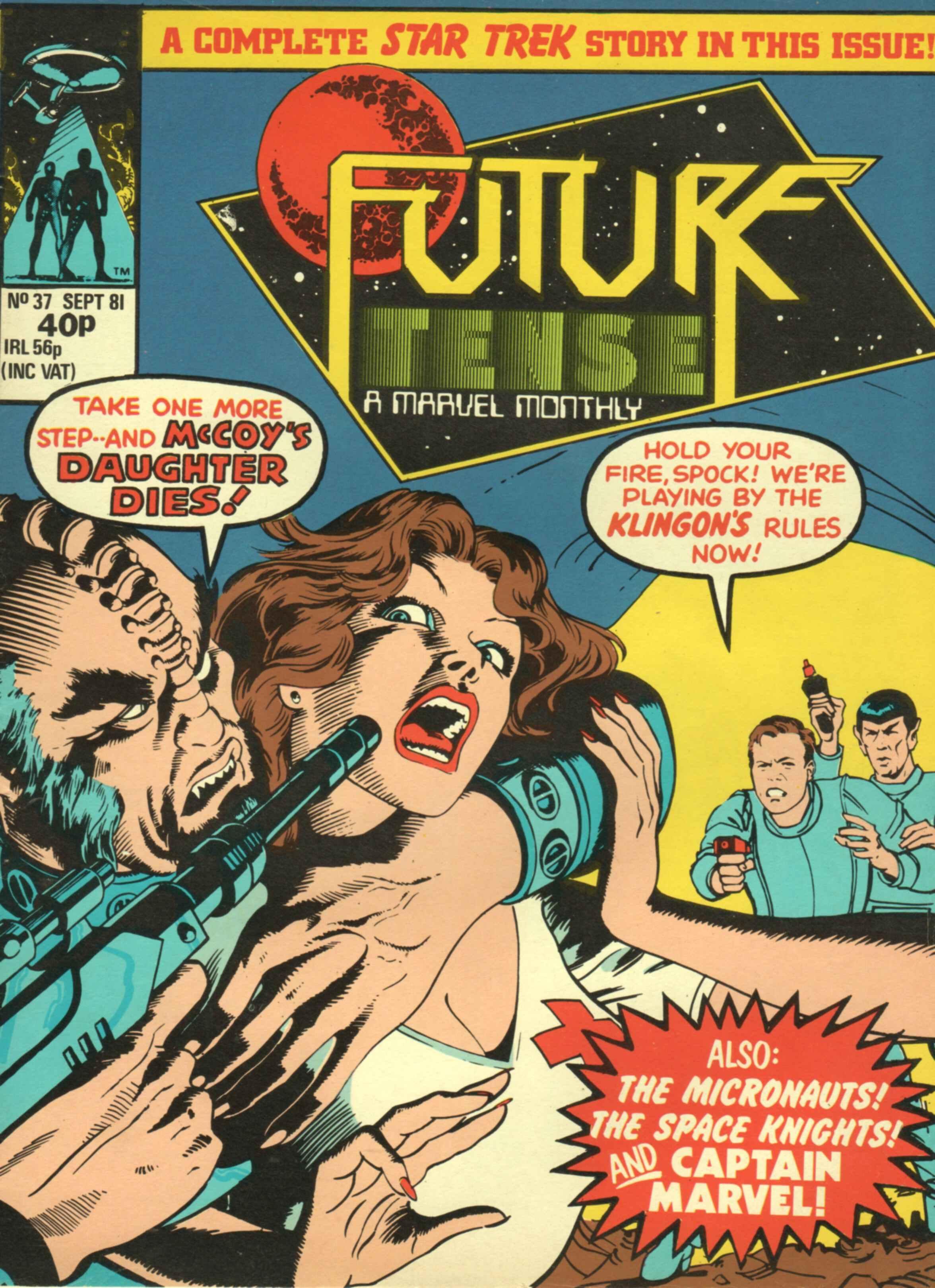 Read online Future Tense comic -  Issue #37 - 1